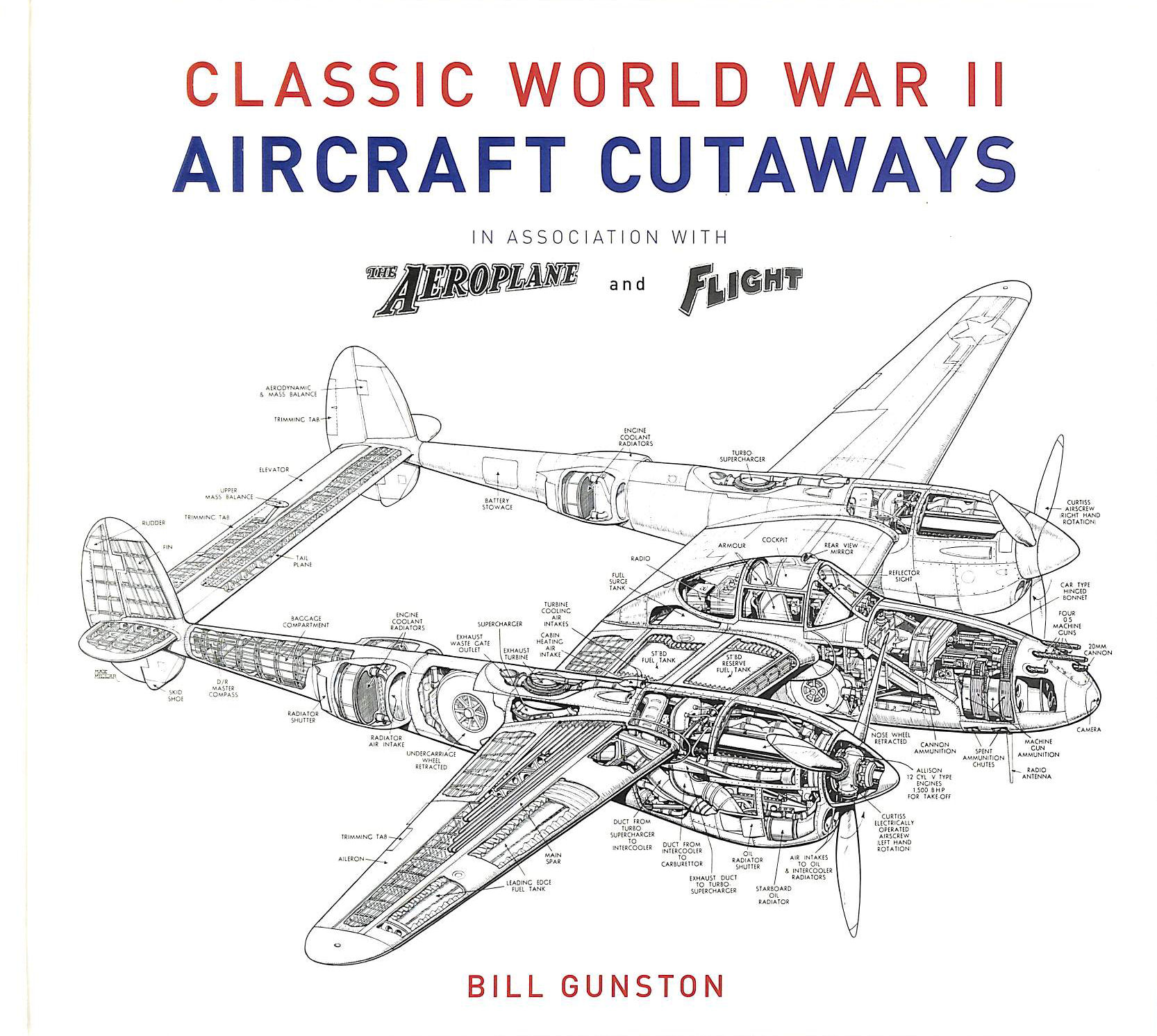 Image for Classic World War Ii Aircraft Cutaways (Transport)