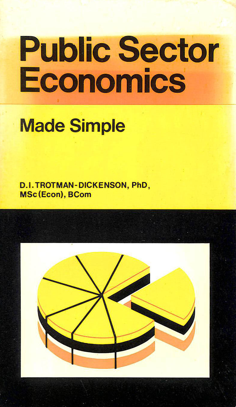 Image for Public Sector Economics: Made Simple (Made Simple Books)