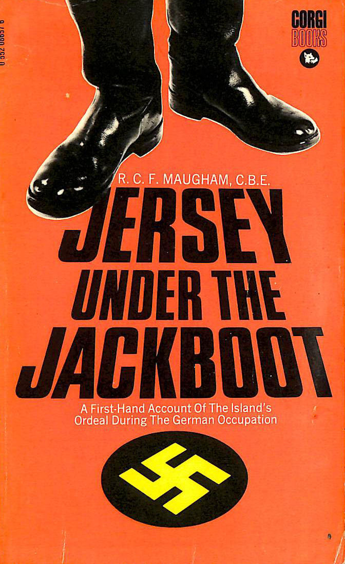 Image for Jersey Under The Jackboot