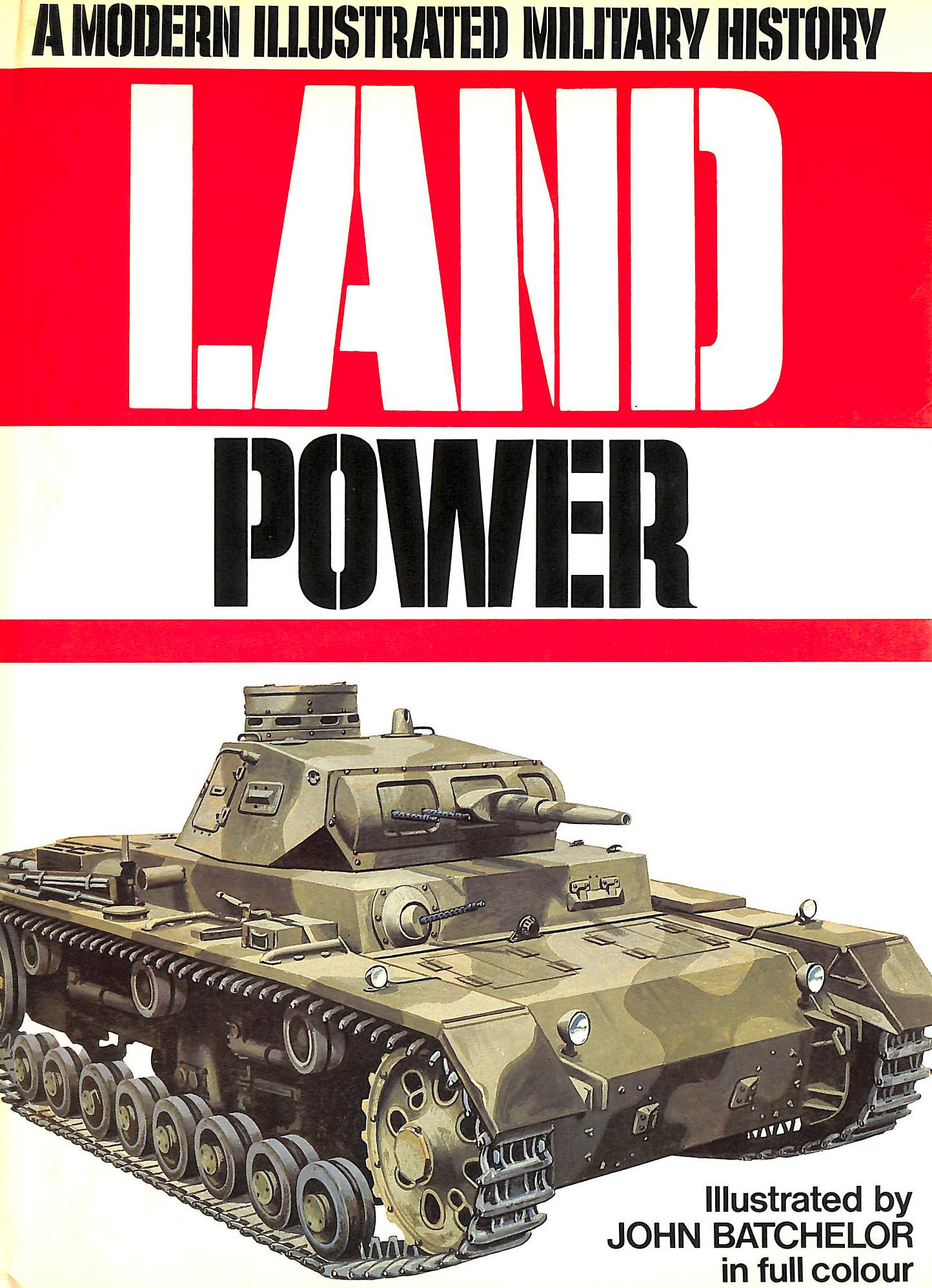 Image for Modern Illustrated History Of Land Power