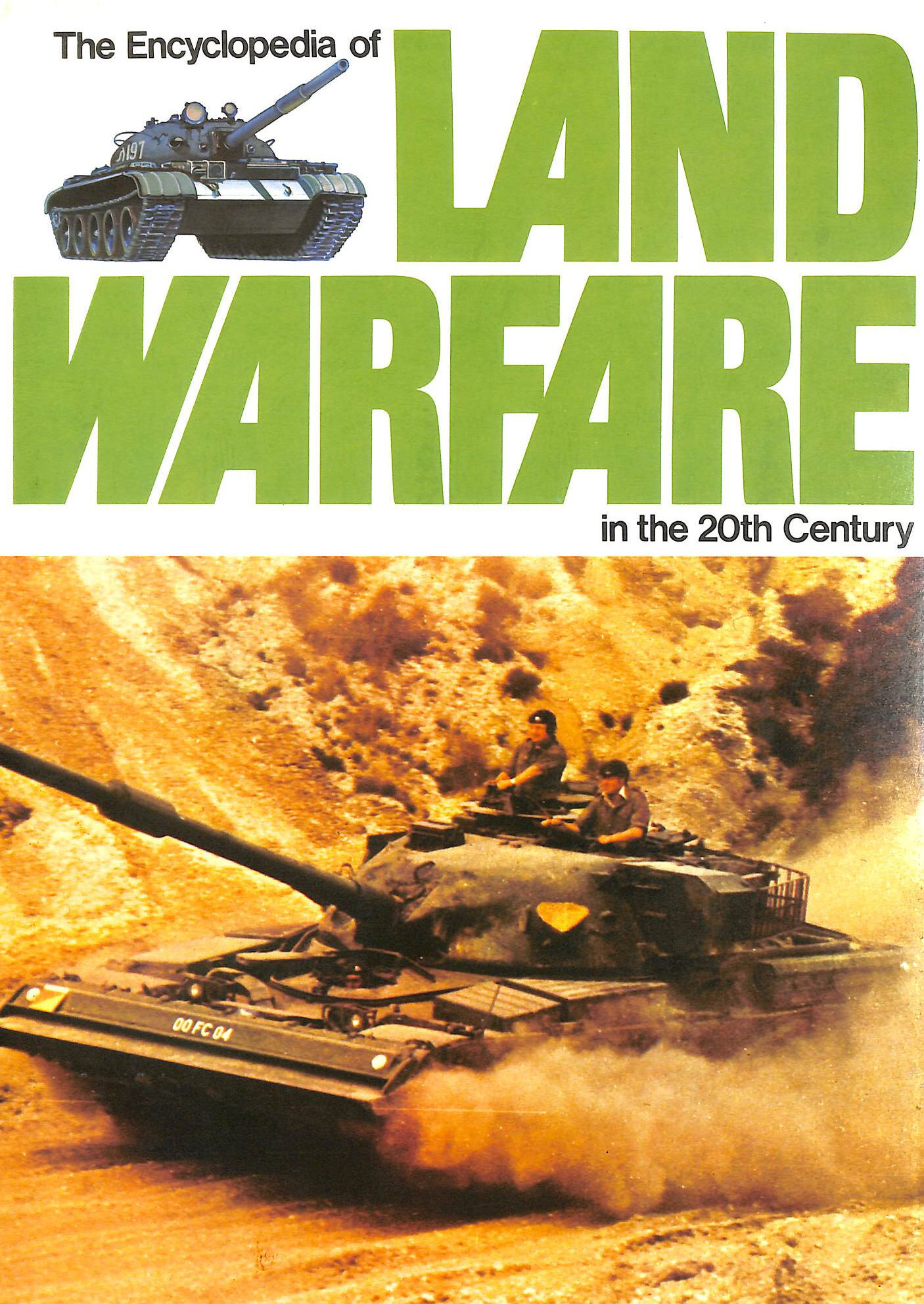 Image for The Encyclopedia Of Land Warfare In The 20Th Century.