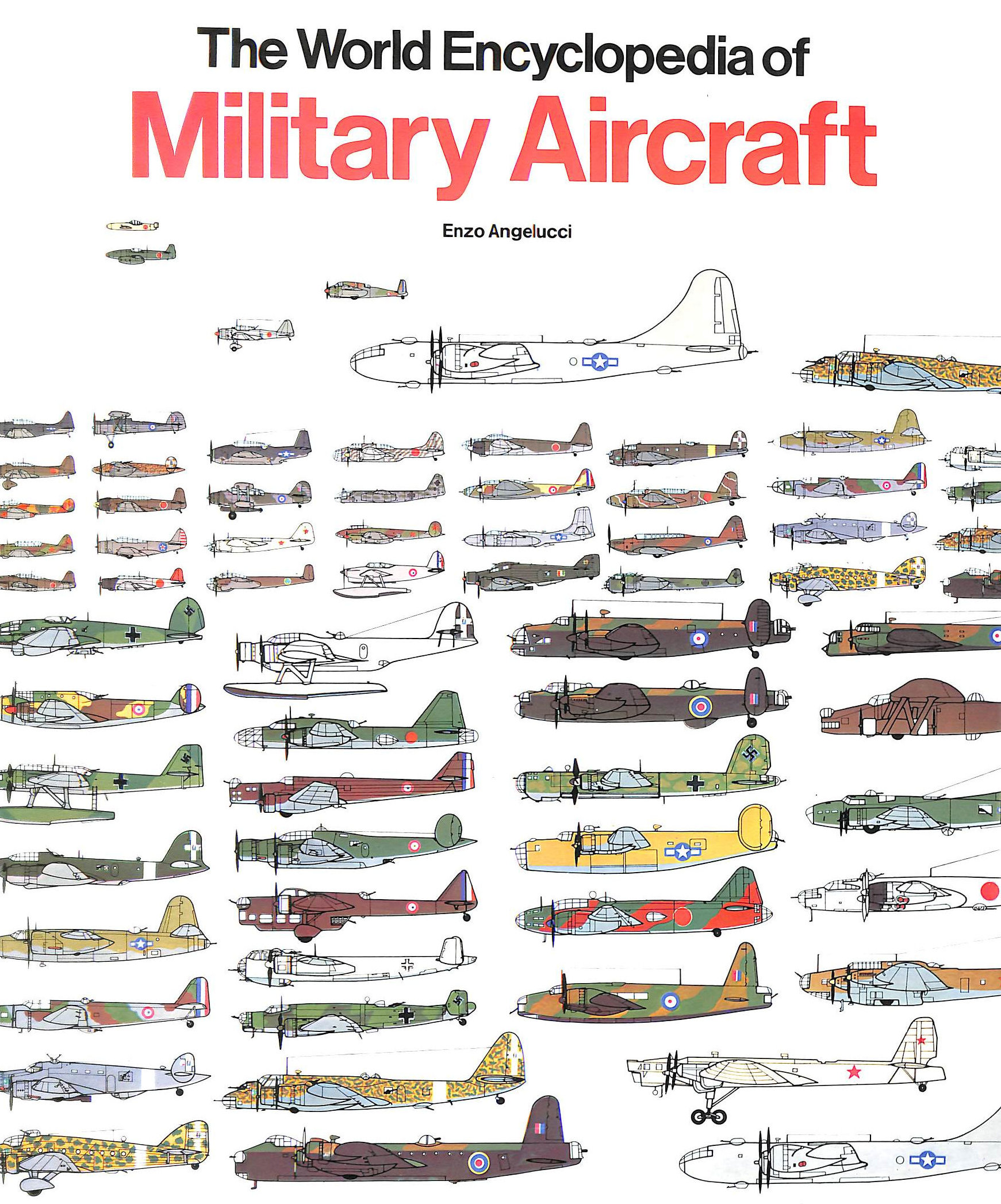 Image for The World Encyclopedia Of Military Aircraft