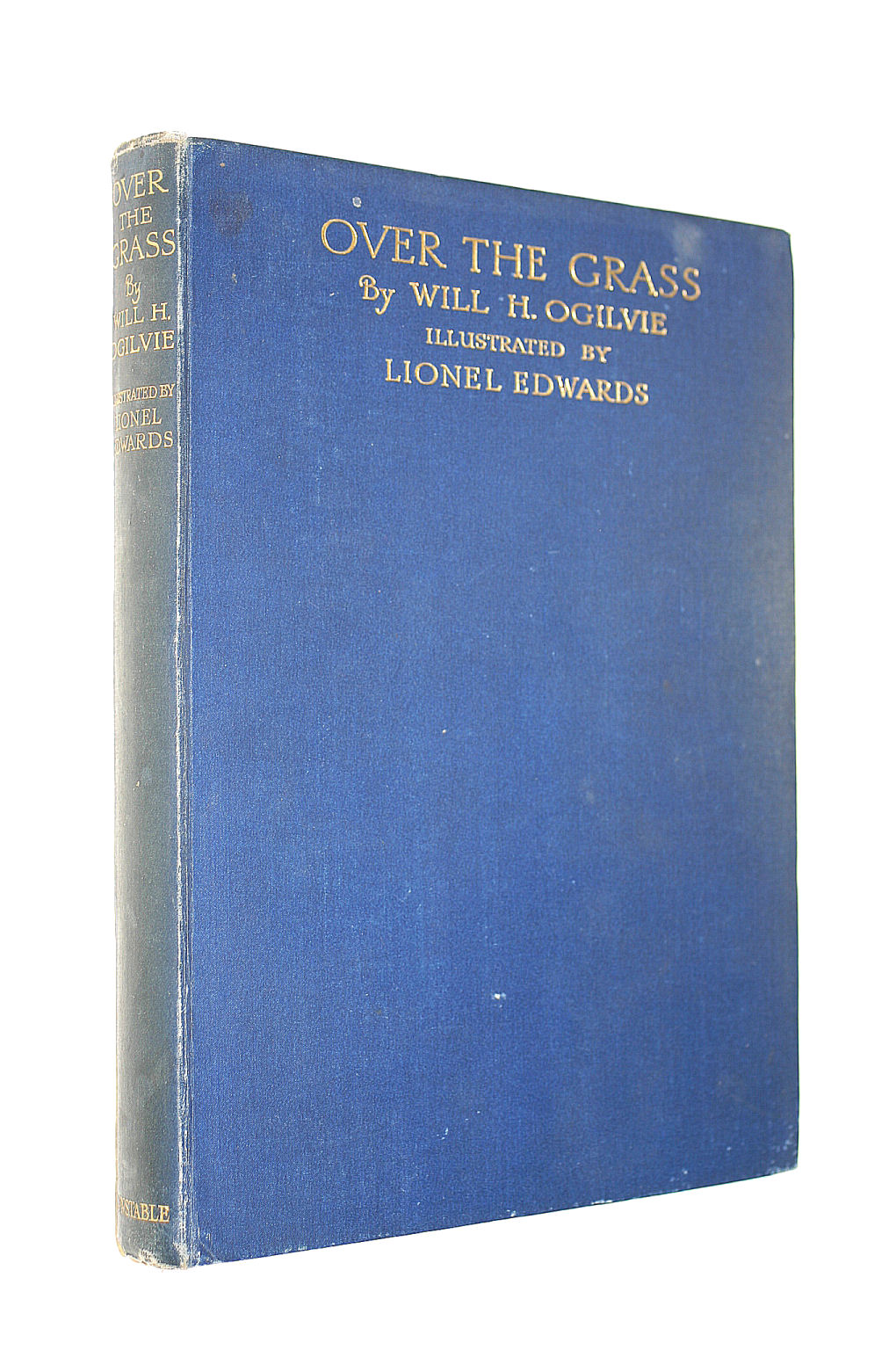 Image for Over The Grass