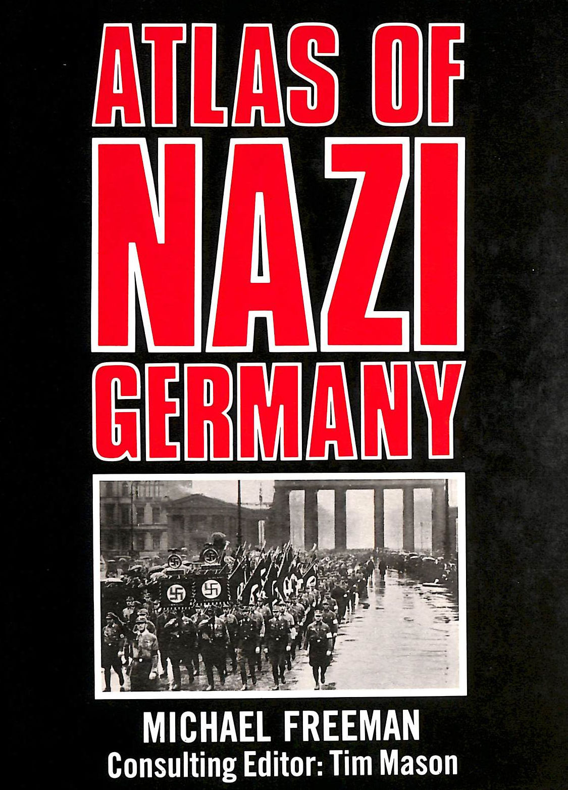 Image for Atlas Of Nazi Germany