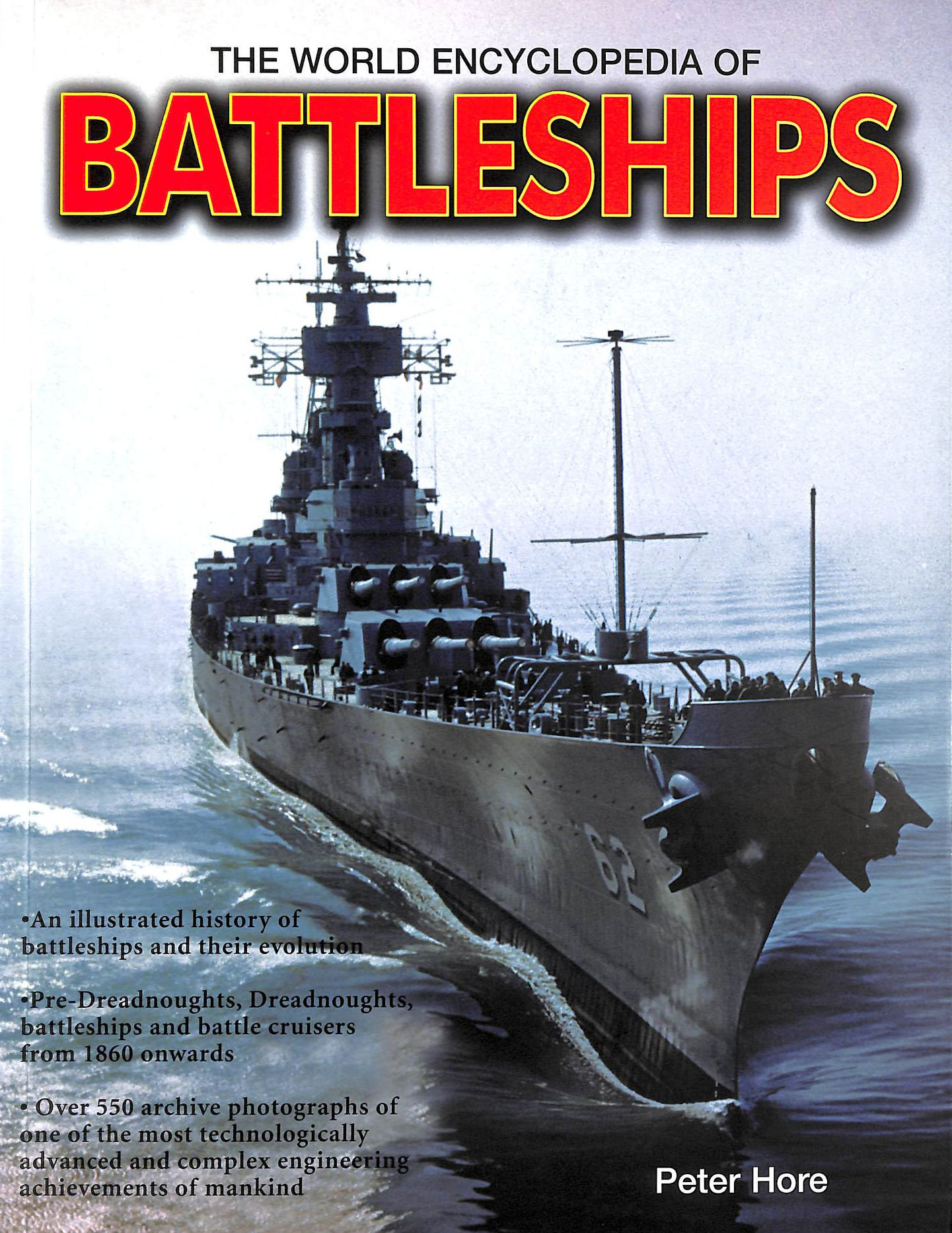 Image for World Encyclopedia Battleships