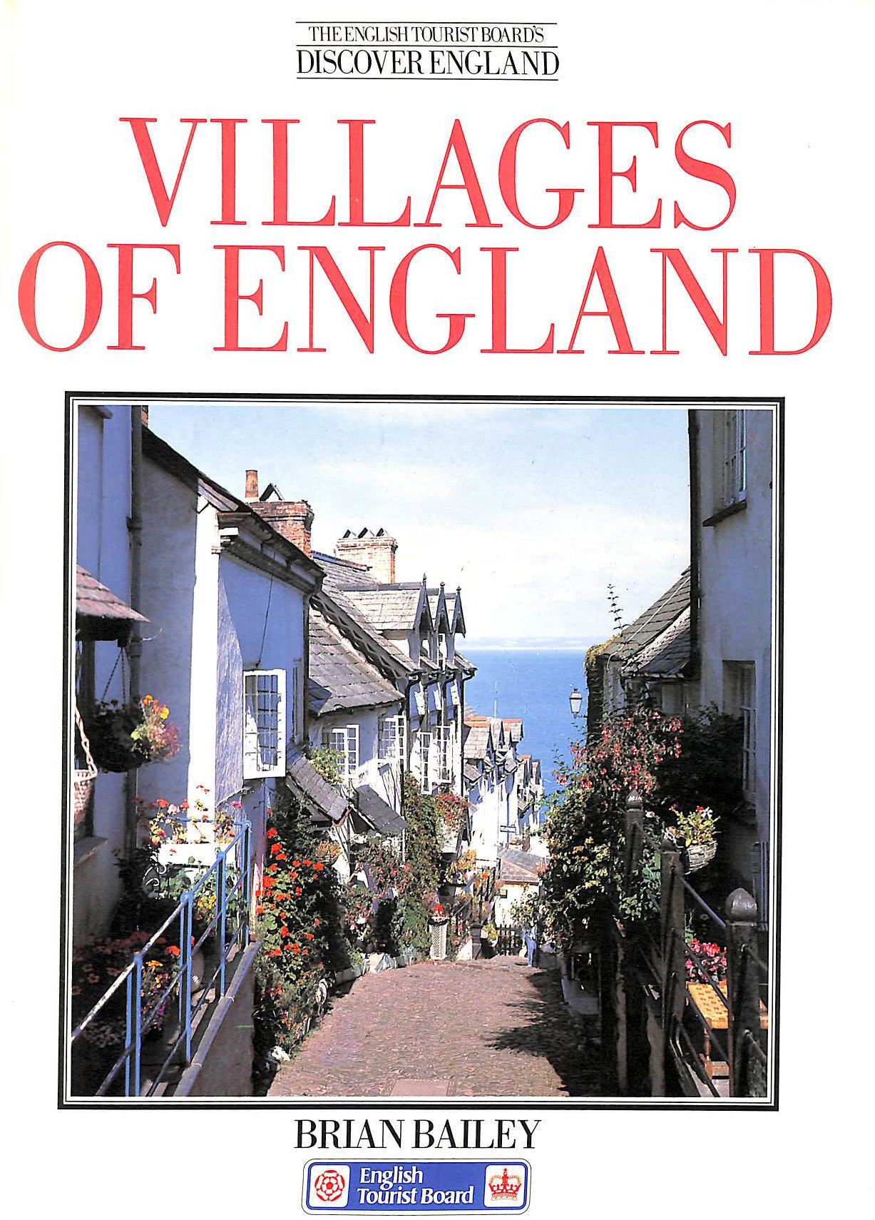 Image for Villages Of England (The English Tourist Board's Discover England Series)