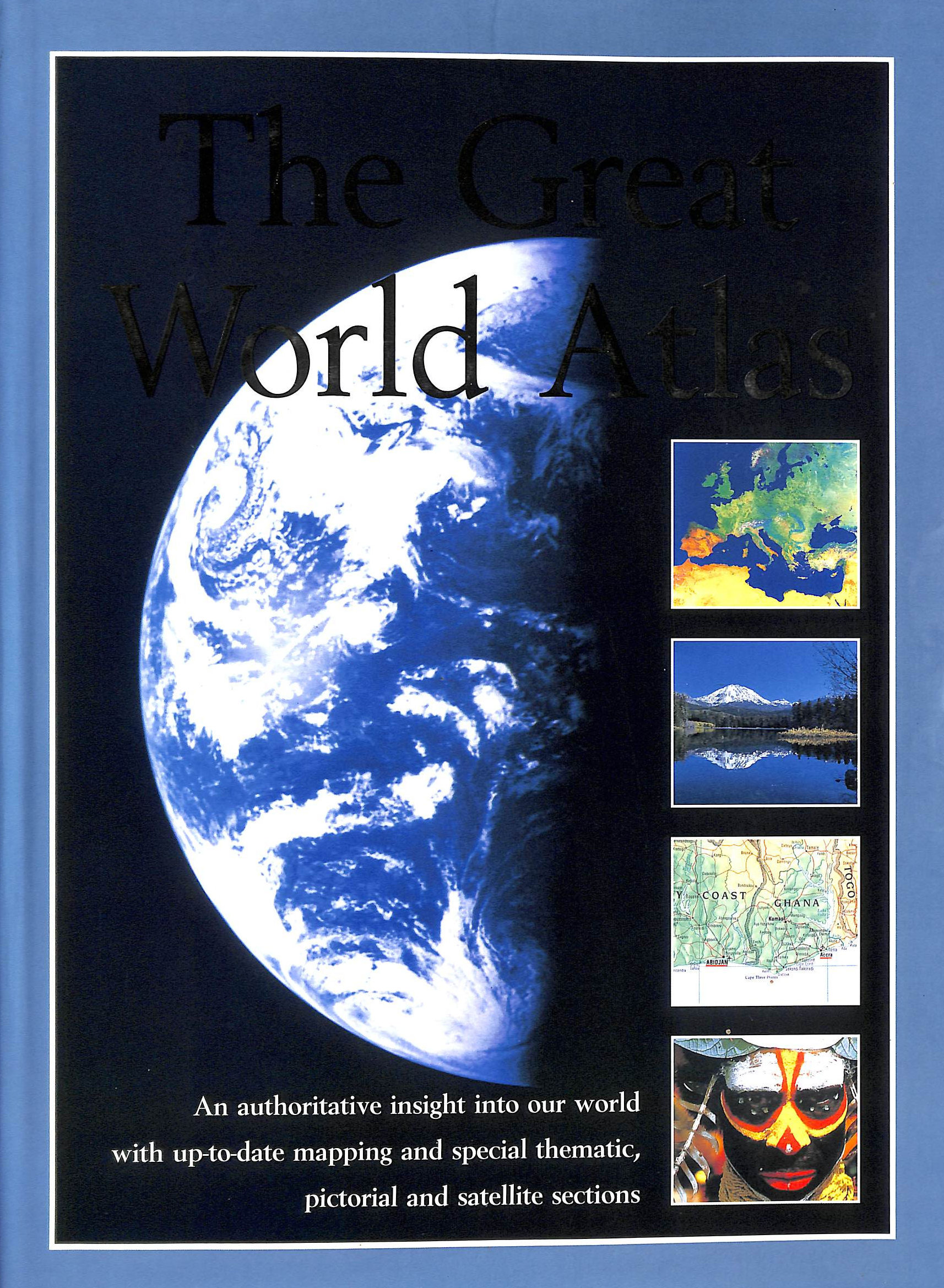 Image for The Great World Atlas
