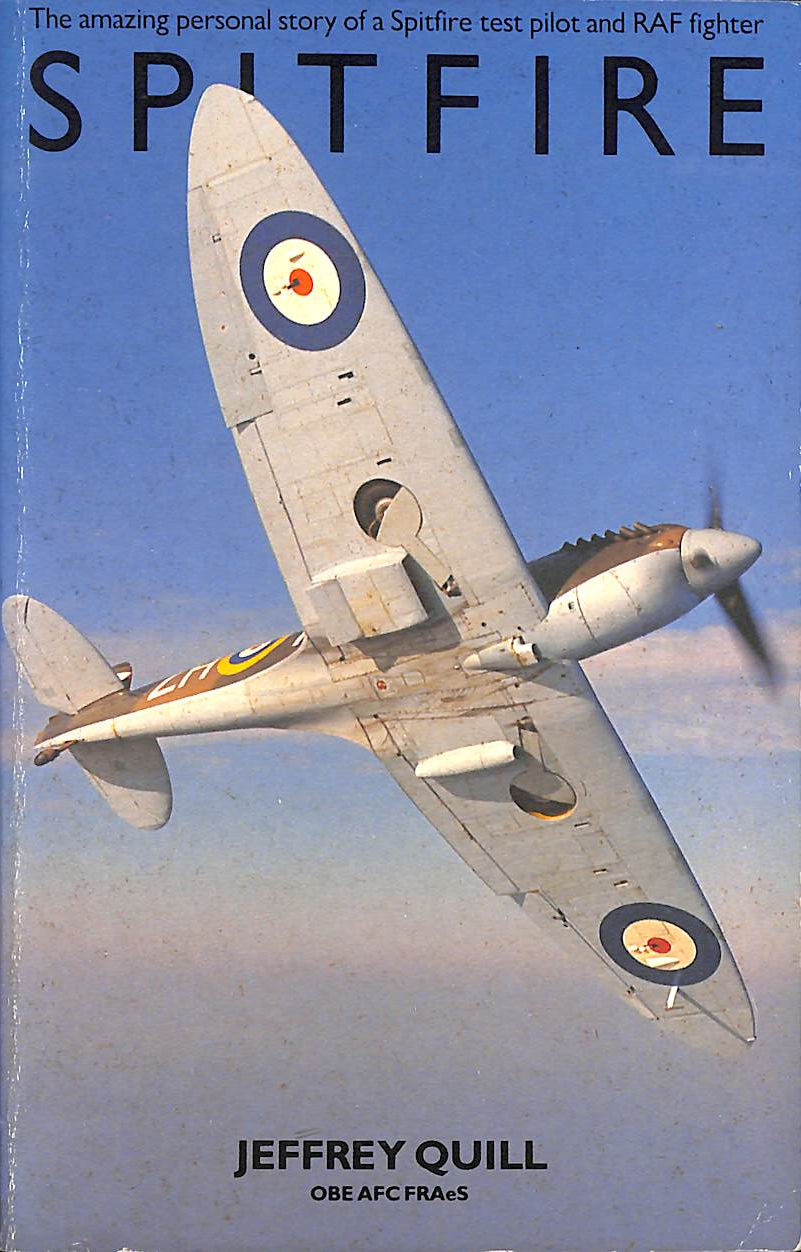 Image for Spitfire: A Test Pilot's Story