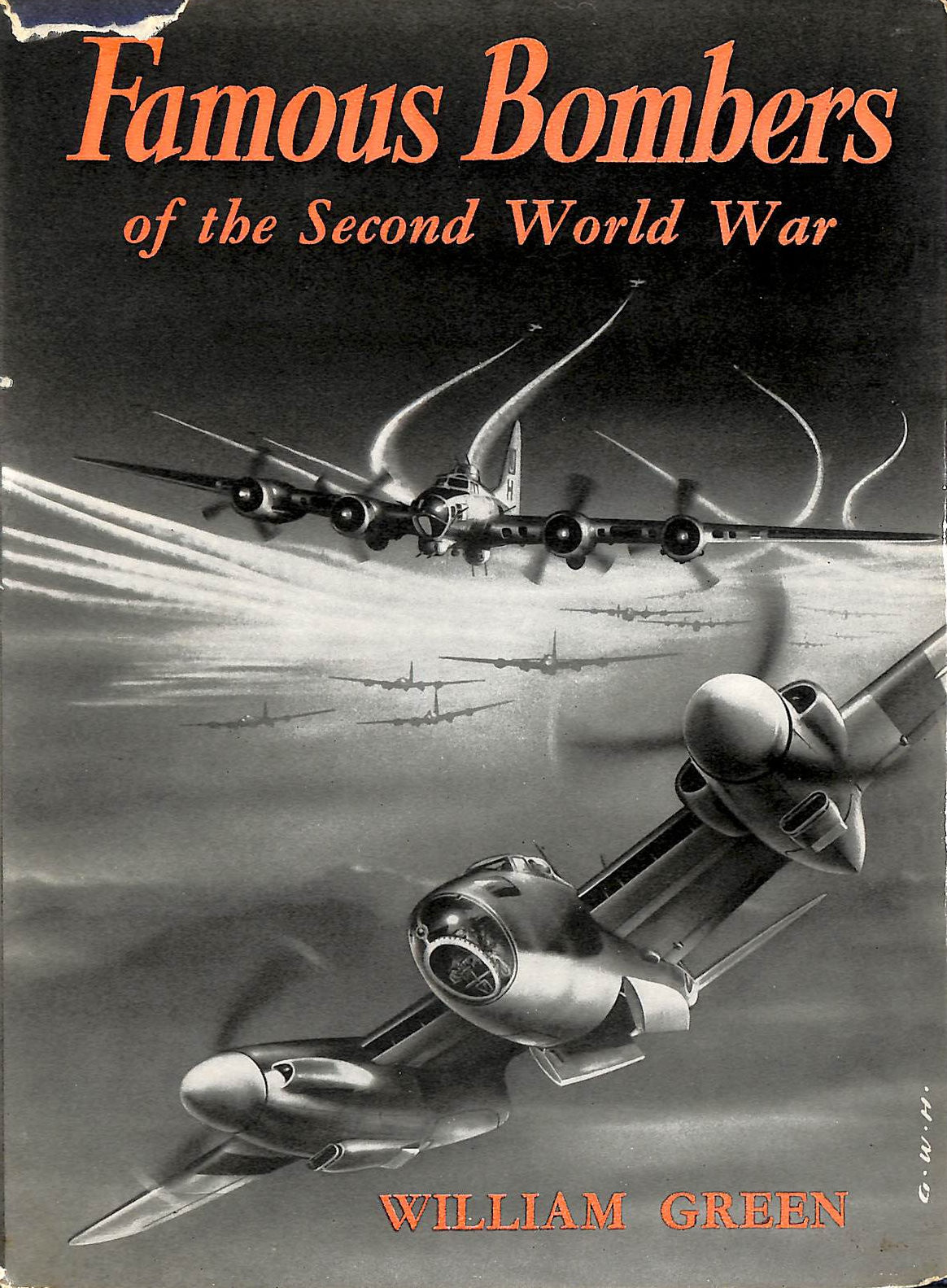 Image for Famous Bombers Of The Second World War First Series