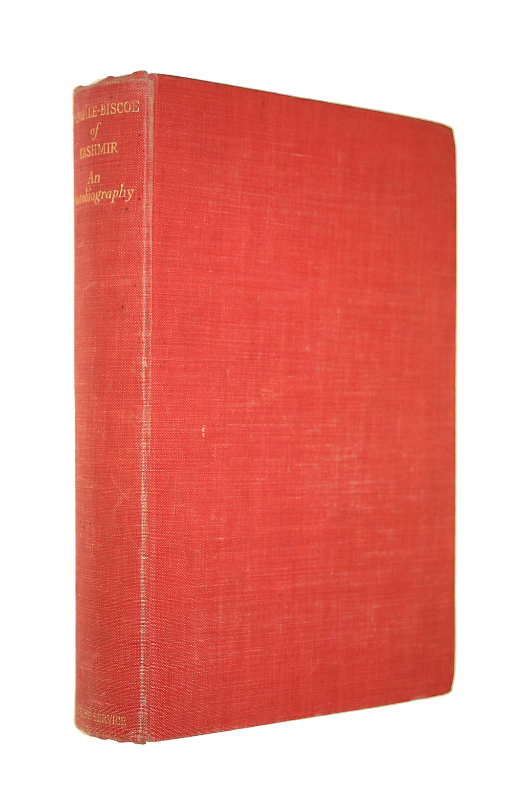 Image for Tyndale-Biscoe Of Kashmir: An Autobiography