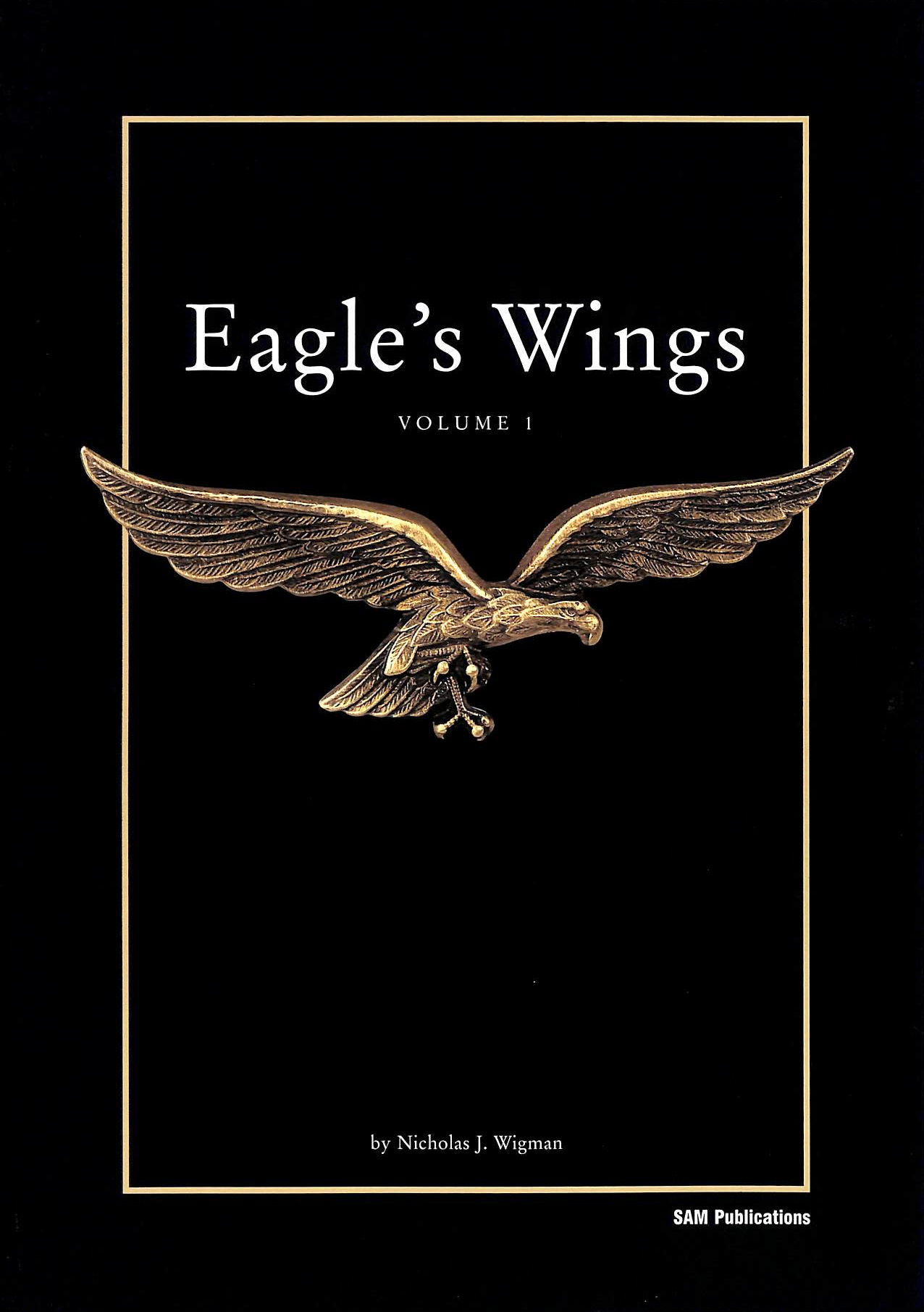 Image for Eagles Wings: Volume 1
