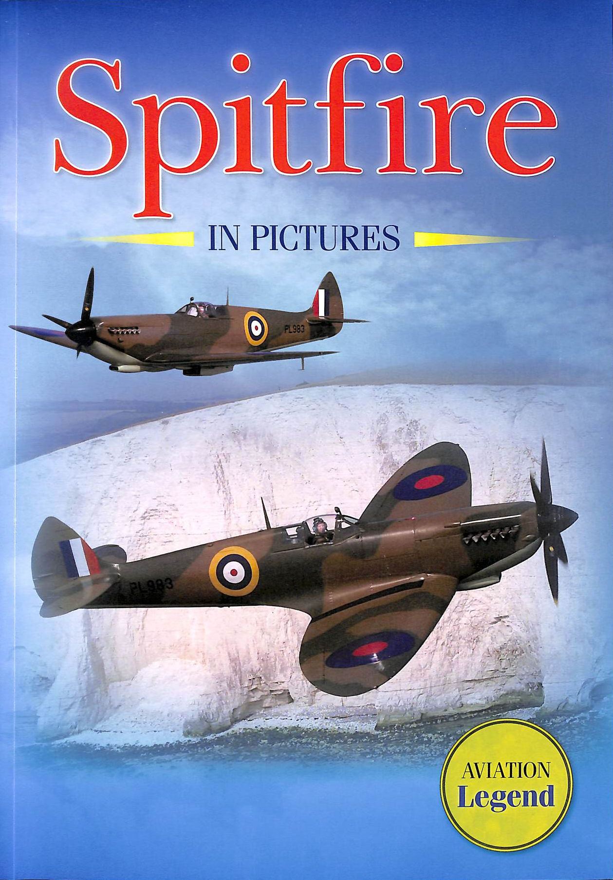 Image for Spitfire In Pictures (Print Pack)