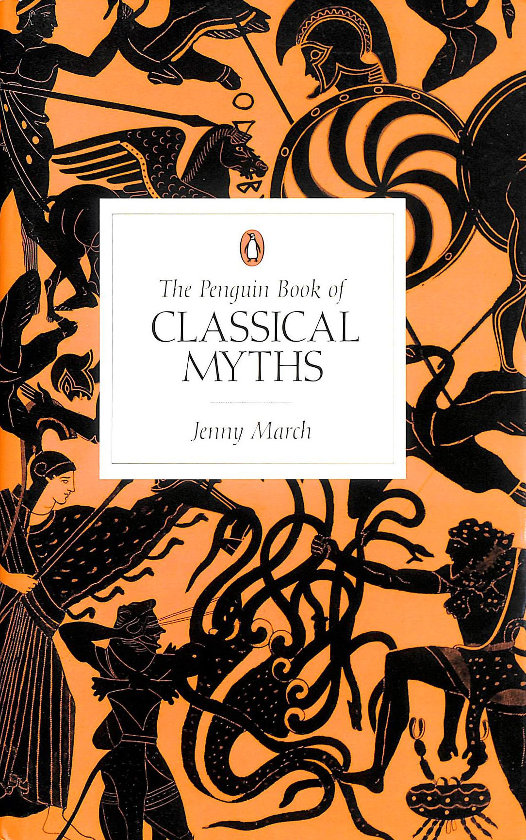 Image for The Penguin Book Of Classical Myths