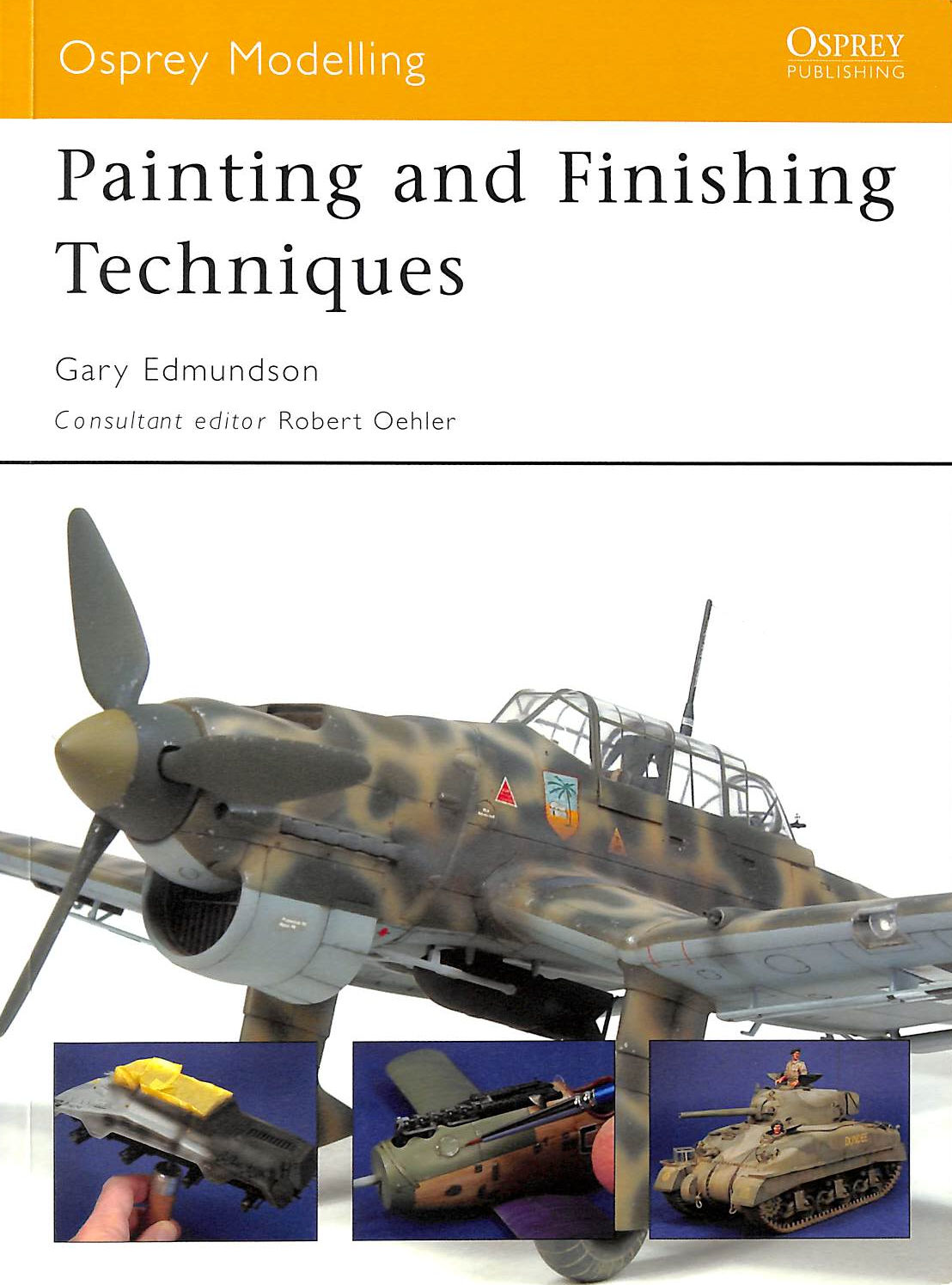 Image for Painting And Finishing Techniques (Osprey Modelling)