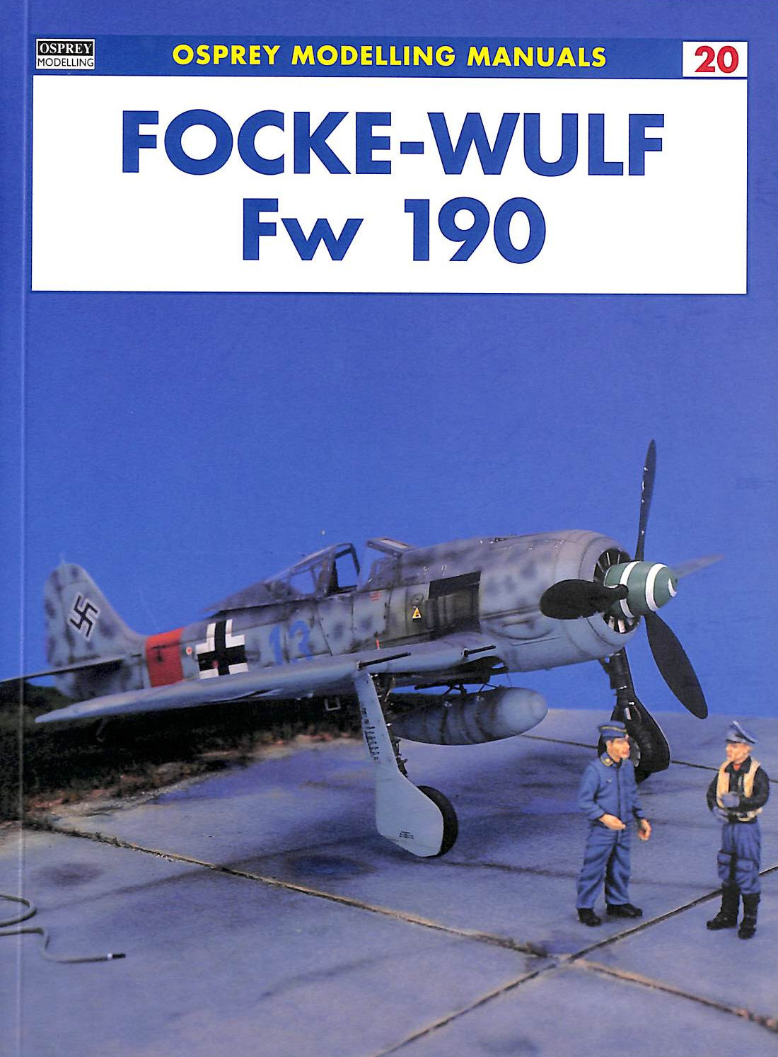 Image for Focke-Wulf Fw 190 (Modelling Manuals)