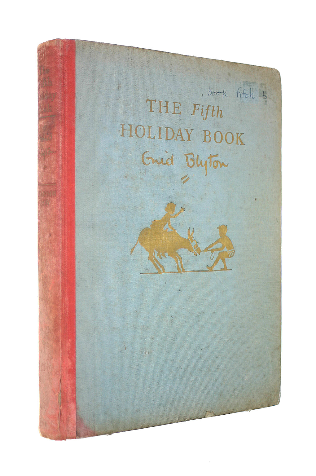 Image for The Fifth Holiday Book