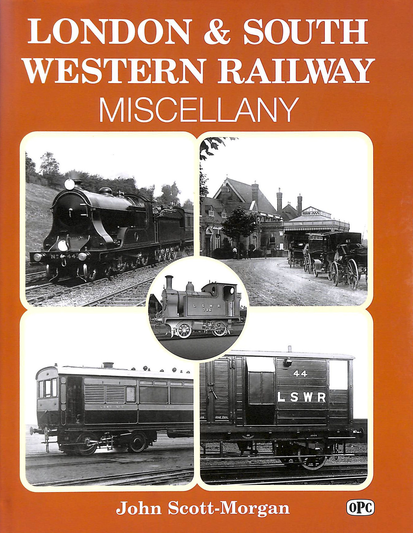 Image for London And South Western Railway Miscellany