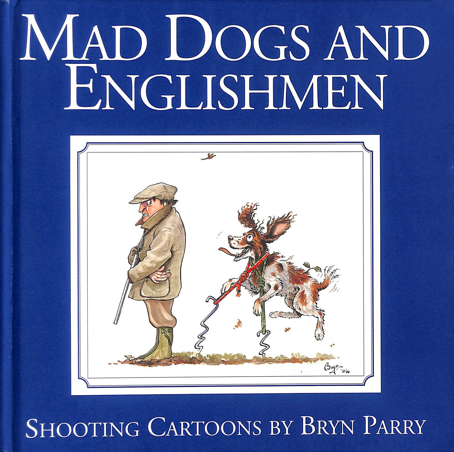 Image for Mad Dogs And Englishmen: Shooting Cartoons By Bryn Parry