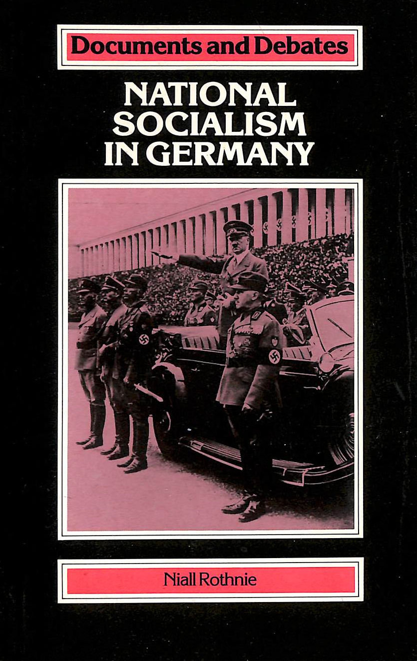 Image for National Socialism In Germany