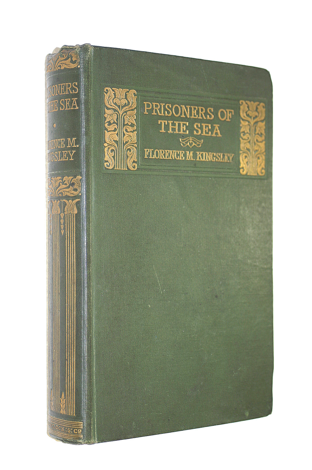 Image for Prisoners Of The Sea