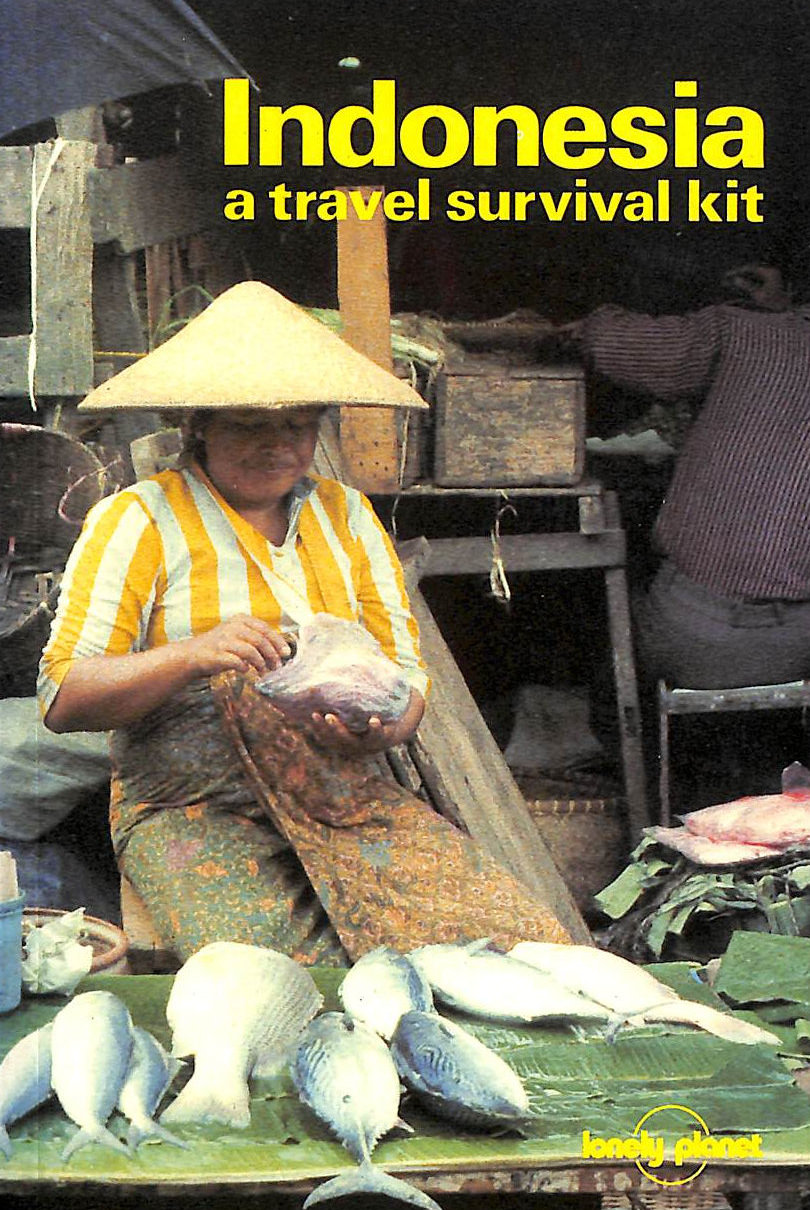 Image for Indonesia: A Travel Survival Kit (Lonely Planet Travel Guides)