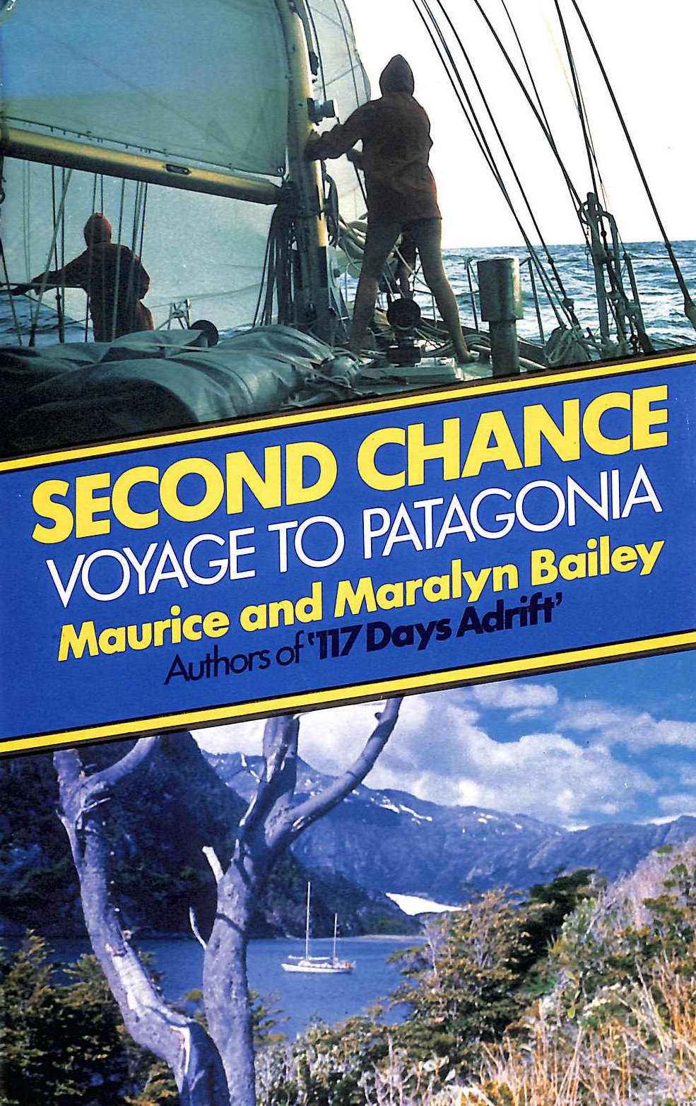Image for Second Chance: Voyage To Patagonia