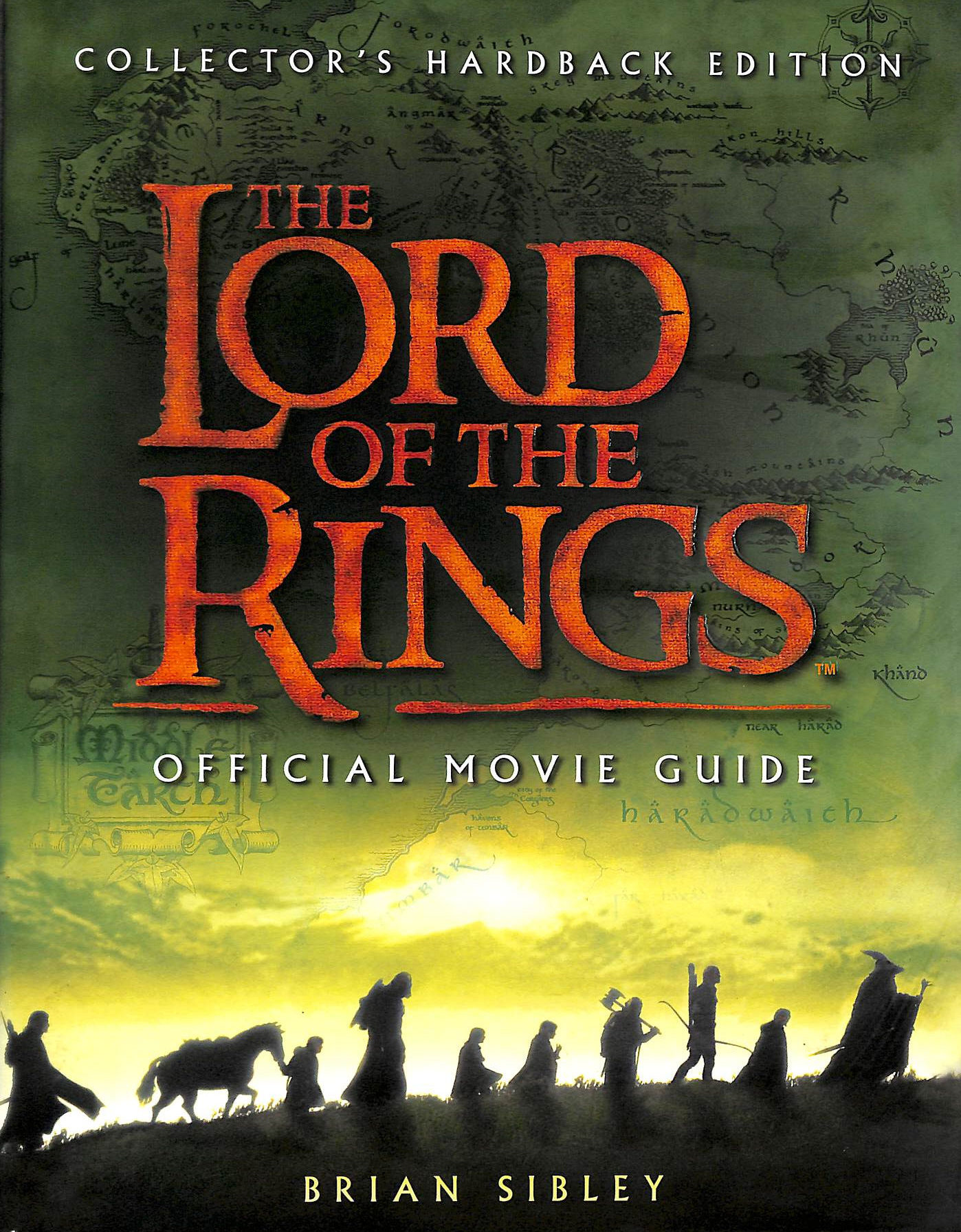 Image for The Lord Of The Rings Official Movie Guide (Limited Edition)