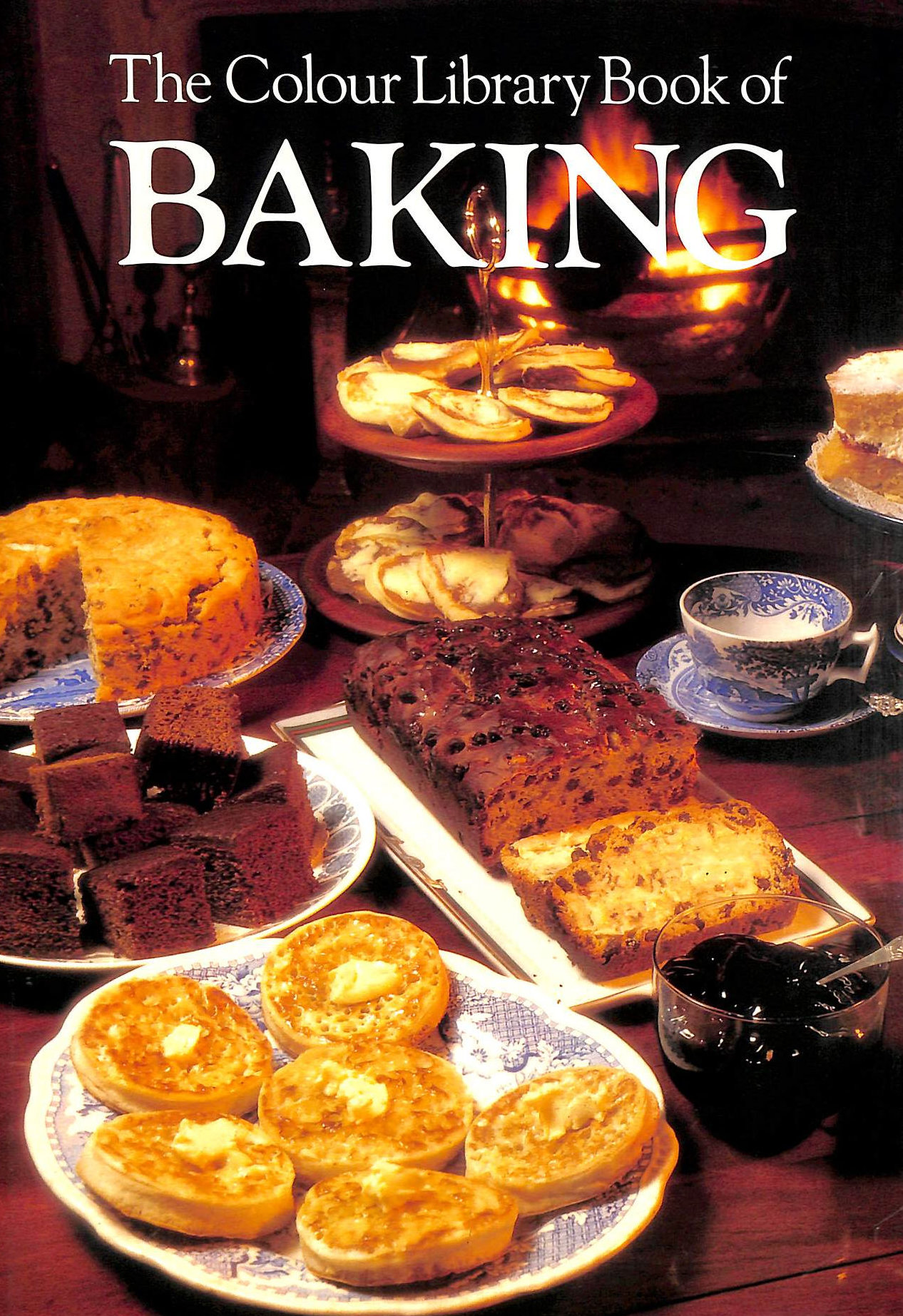 Image for The Colour Library Book Of Baking