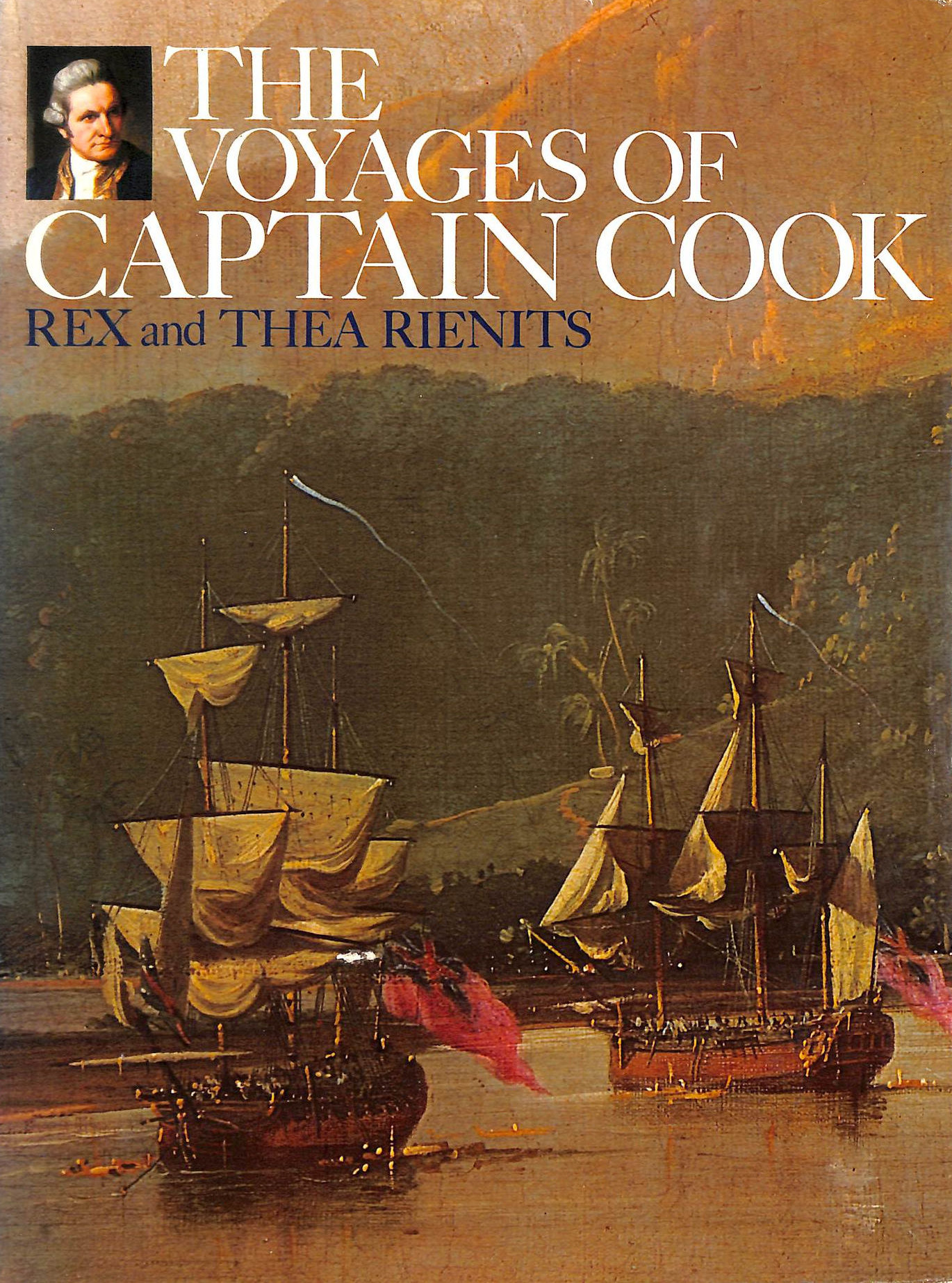 Image for The Voyages Of Captain Cook
