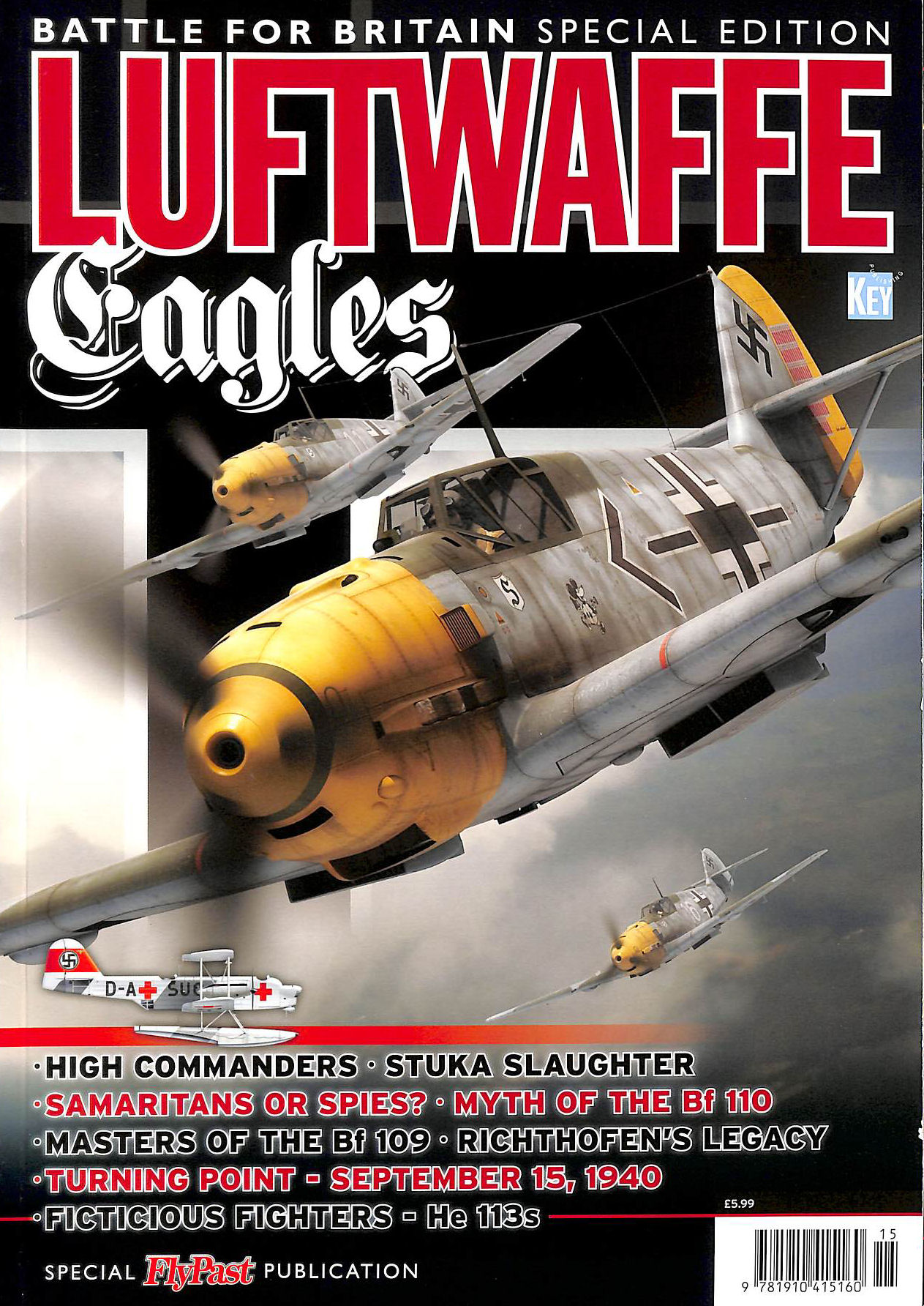 Image for Luftwaffe Eagles
