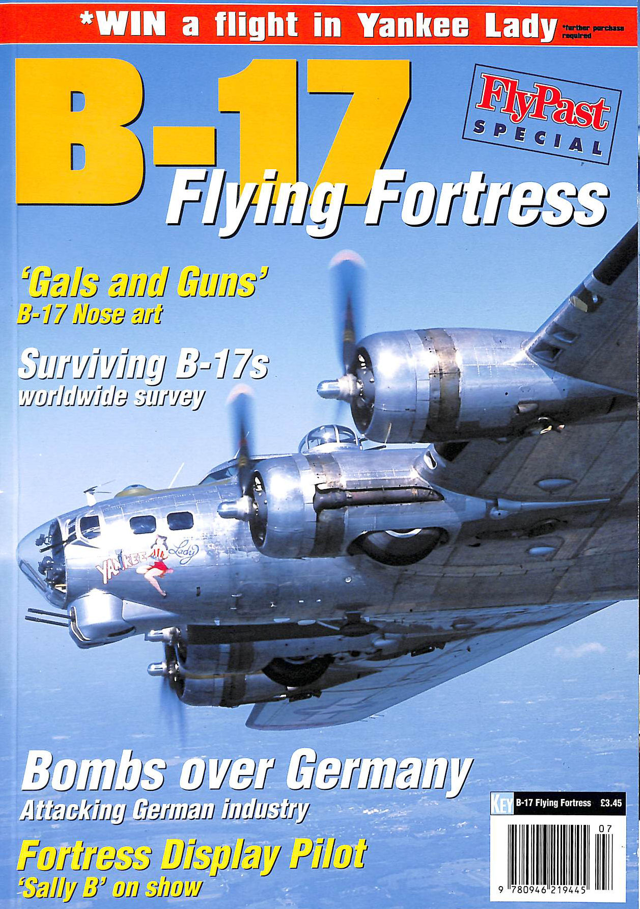 Image for B-17 Flying Fortress