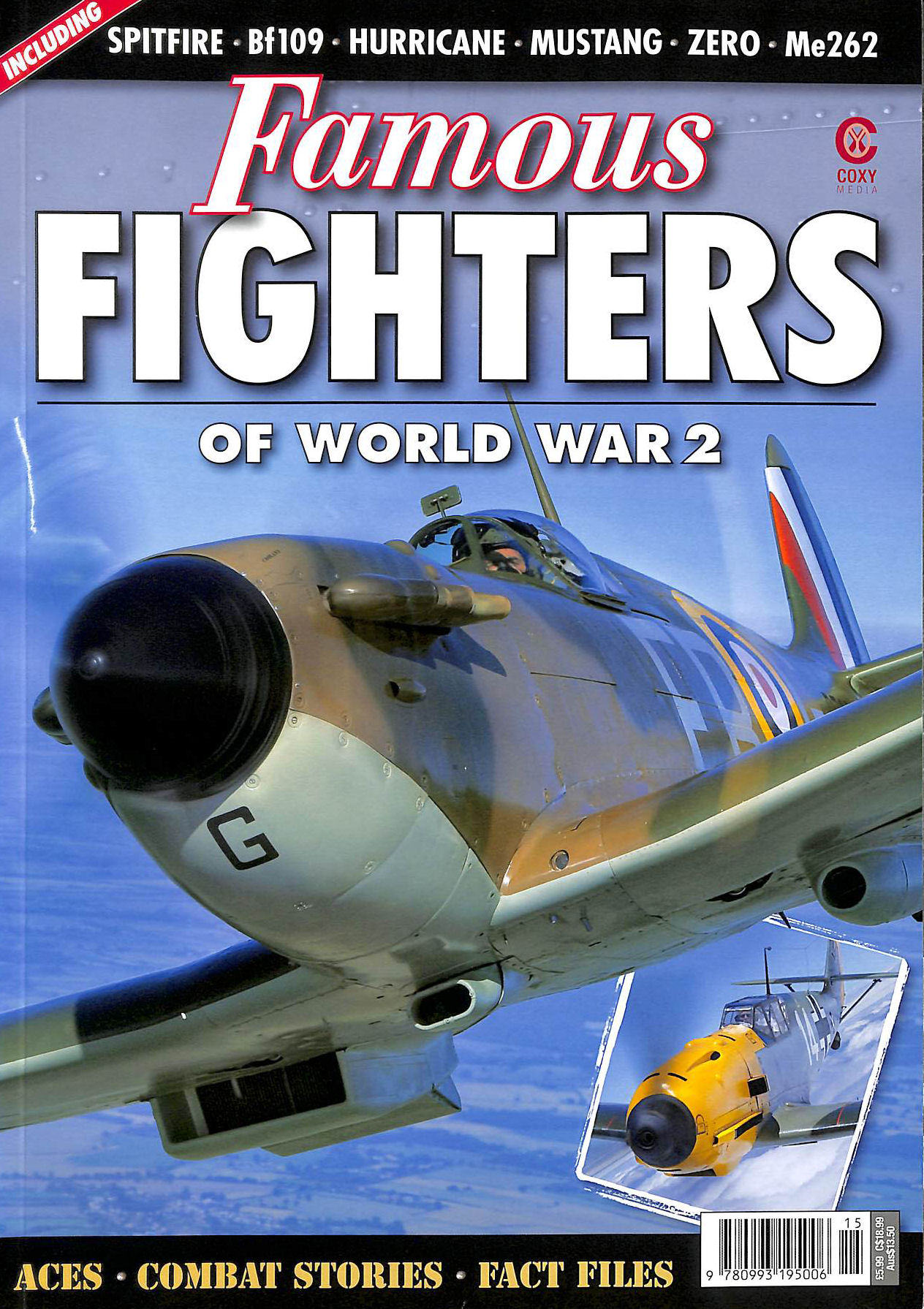 Image for Famous Fighters Of World War Ii