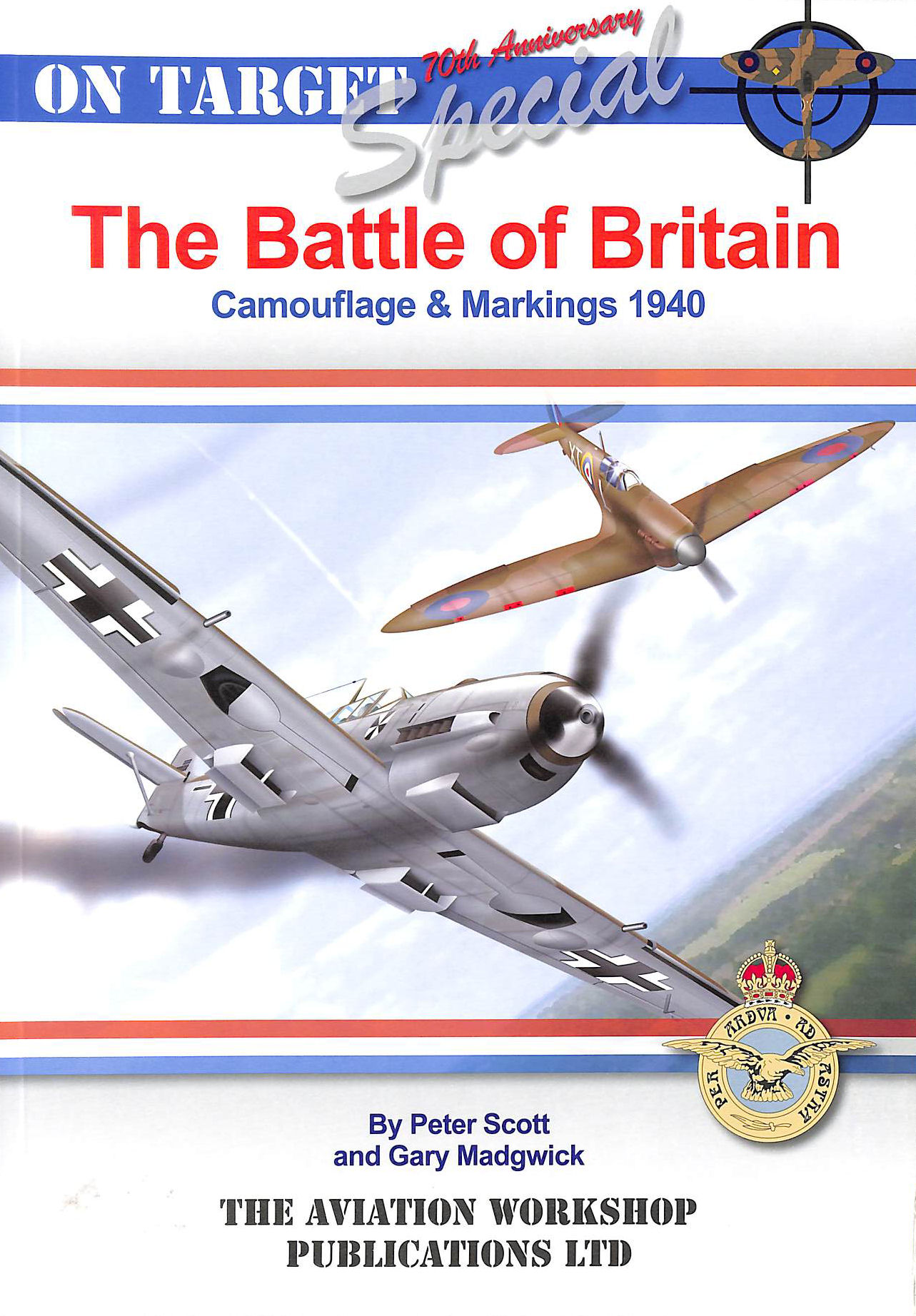 Image for Battle Of Britain: Camouflage & Markings 1940 (On Target 70Th Anniversary Special)