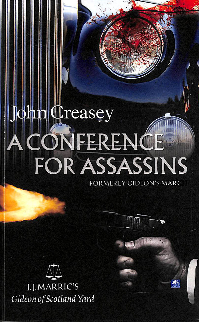 Image for Conference For Assassins: Gideon's March (Gideon Of Scotland Yard)