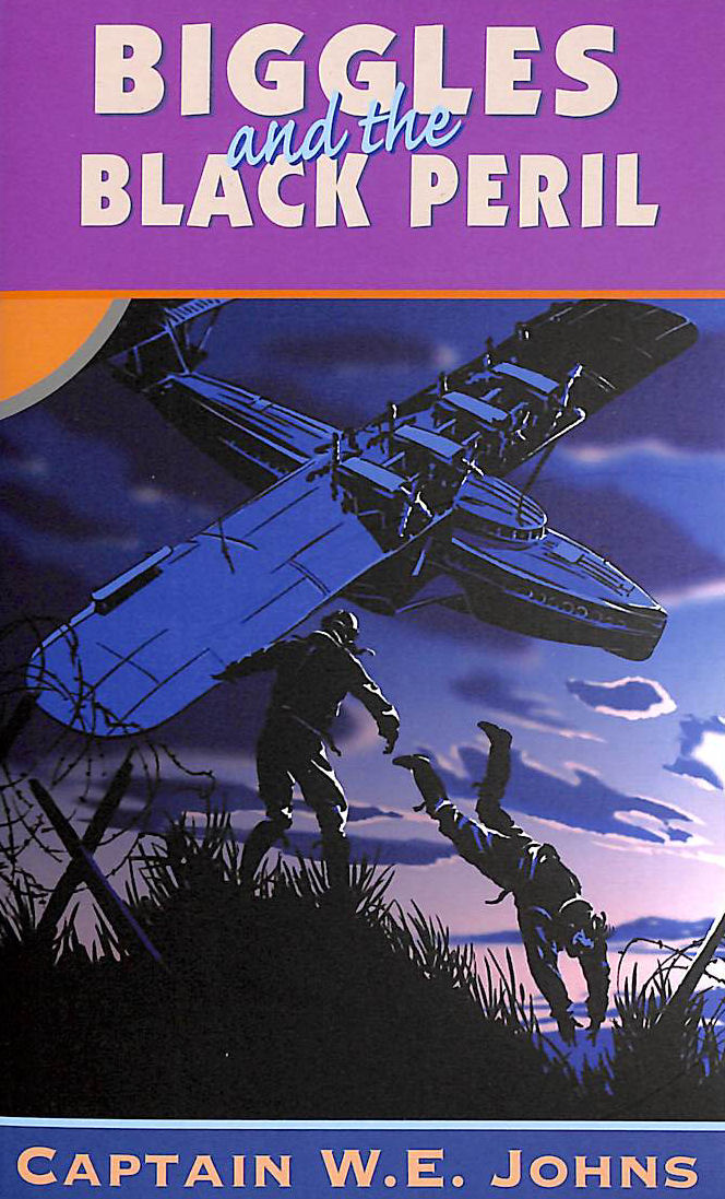 Image for Biggles And The Black Peril
