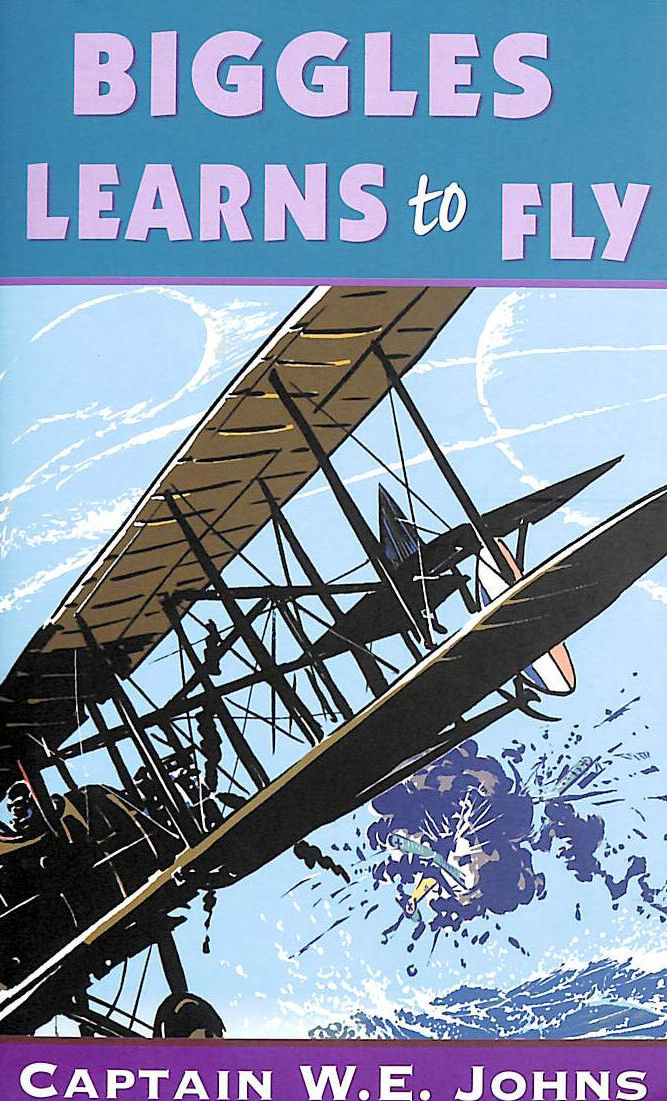 Image for Biggles Learns To Fly