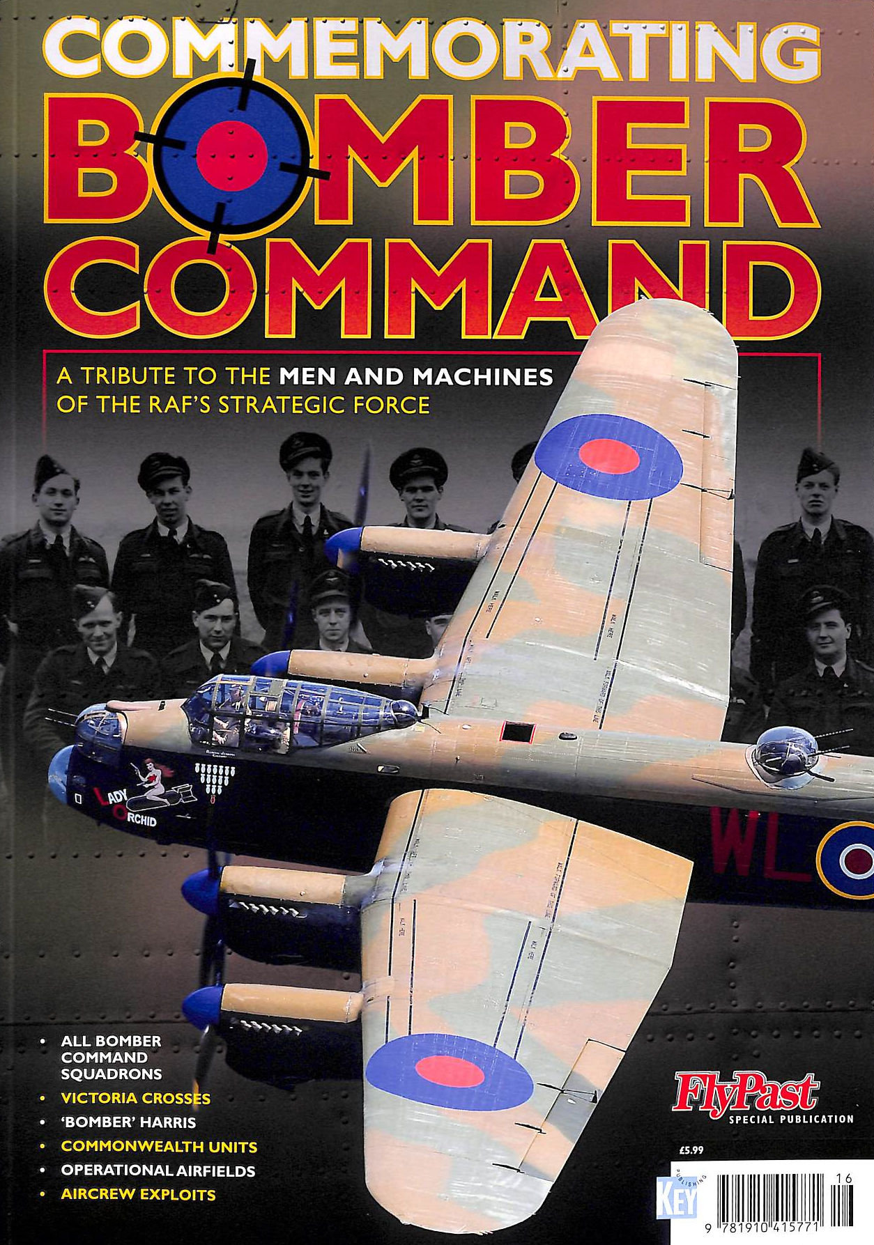 Image for Bomber Command: Flypast Special