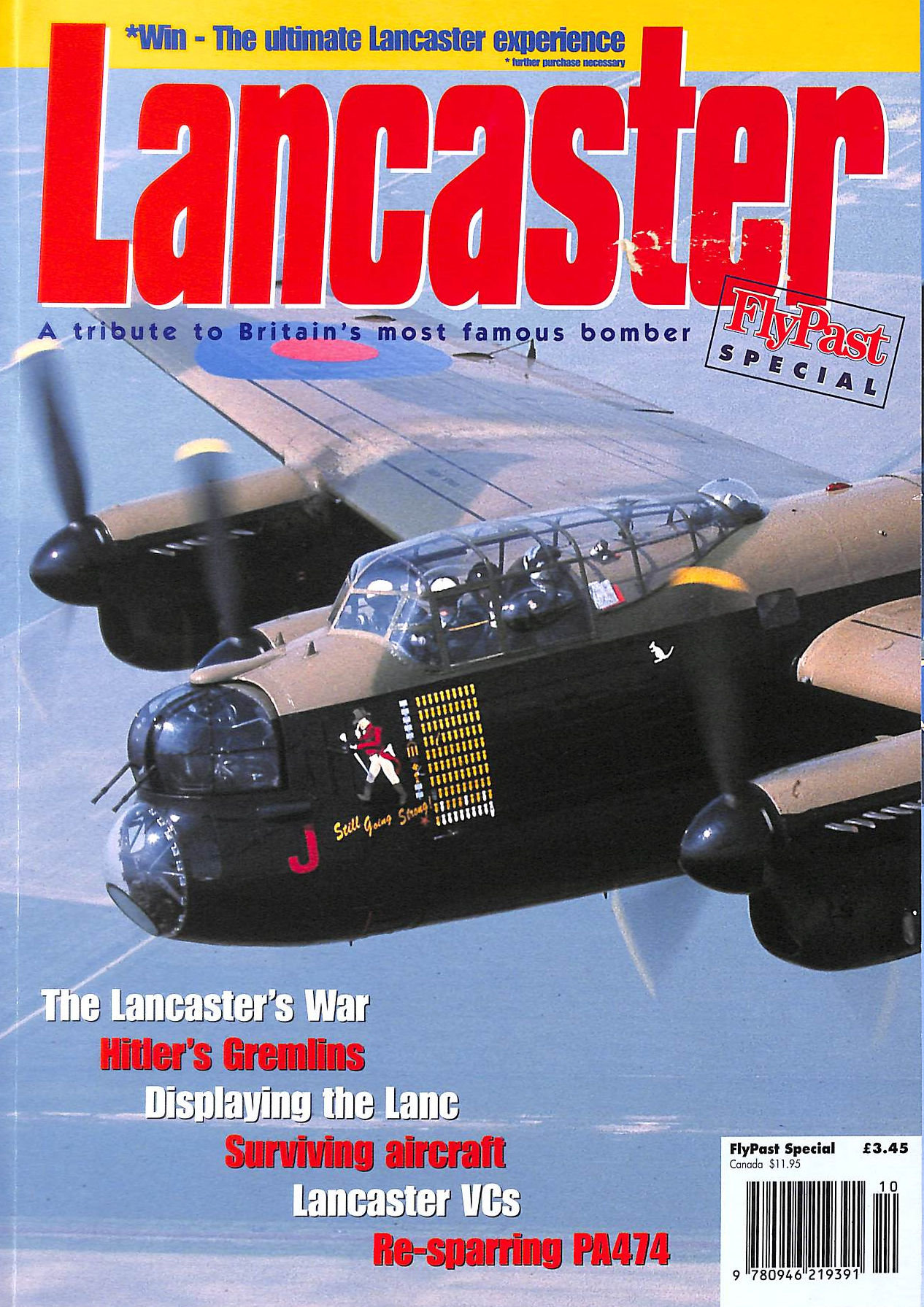 Image for Lancaster, A Tribute To Britain's Most Famous Bomber