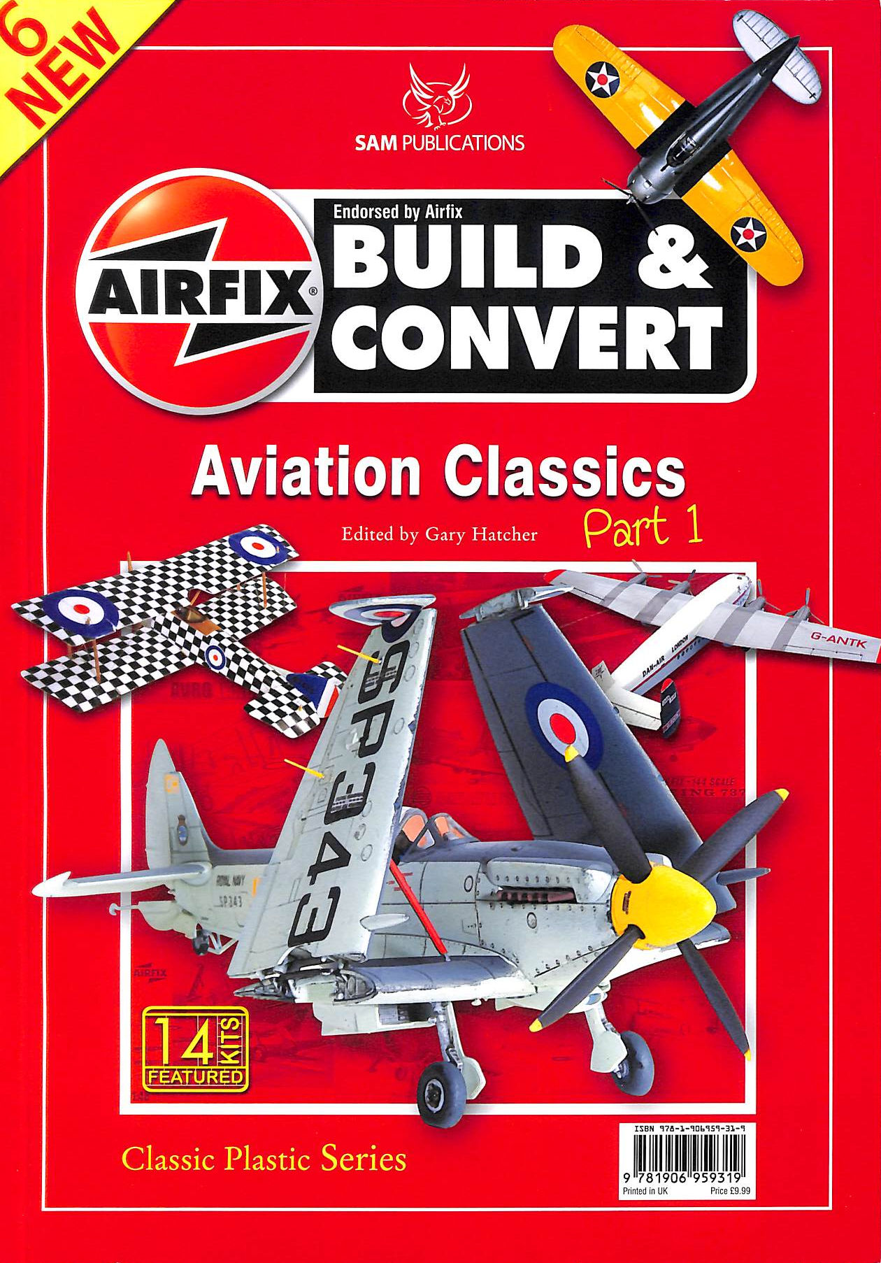Image for Airfix Build And Convert Aviation Classics Part 1