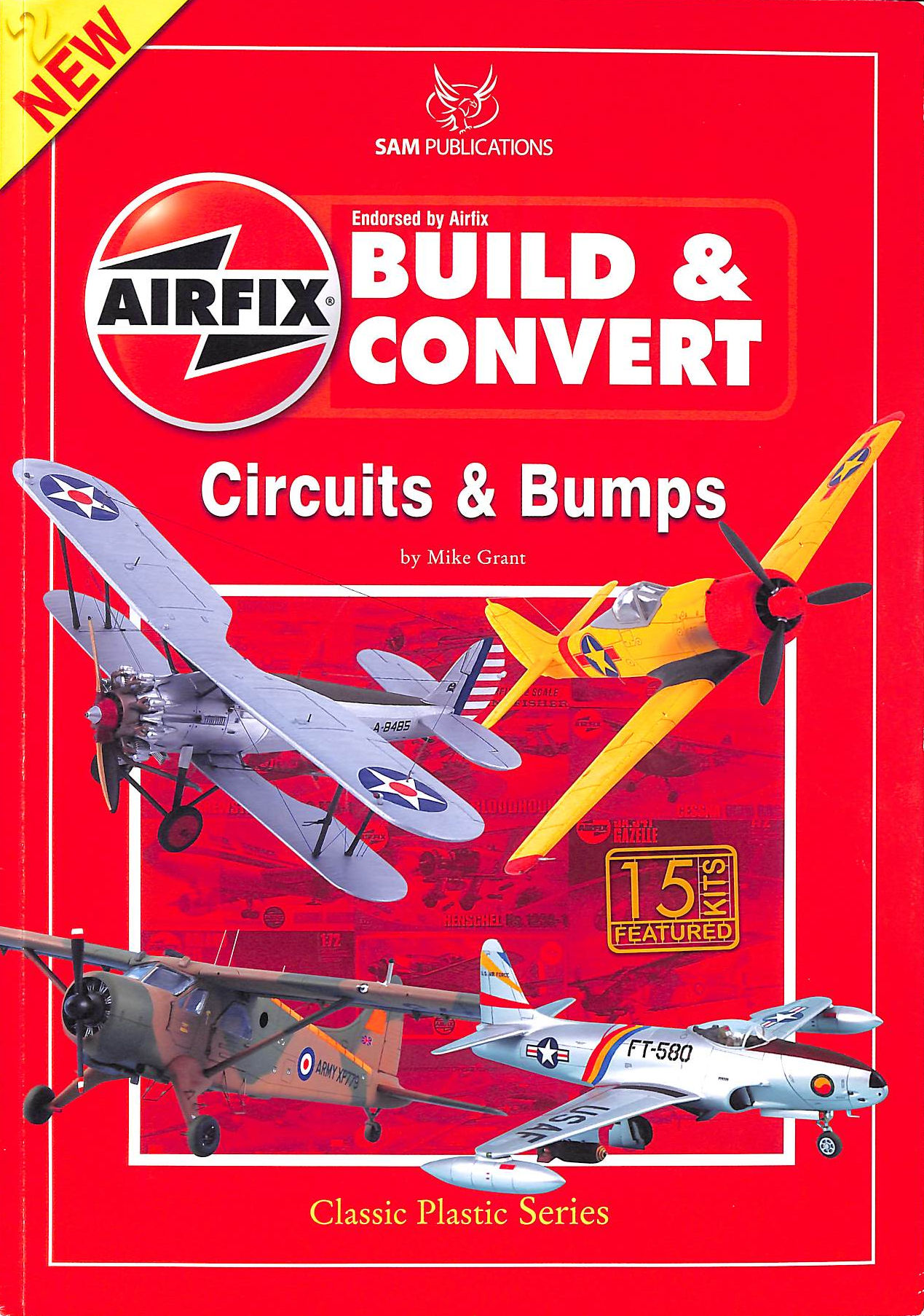 Image for Airfix Build And Convert Circuits And Bumps: Airfix Build And Convert 2: Classic Plastic Series