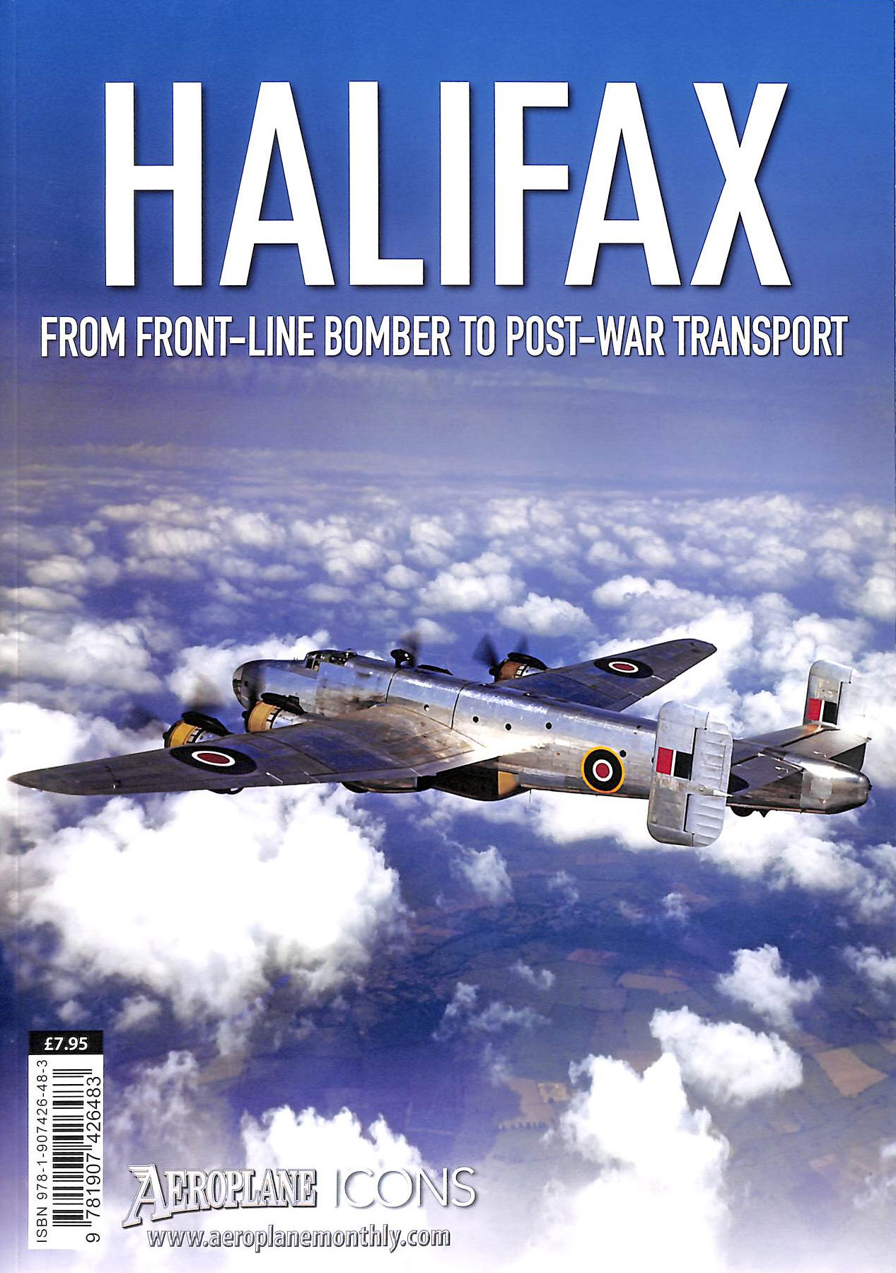 Image for Aeroplane Icons - Halifax