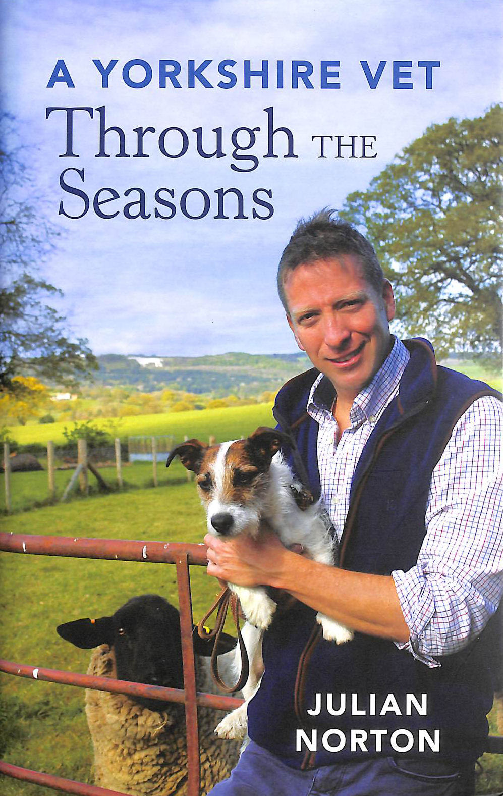 Image for A Yorkshire Vet Through The Seasons