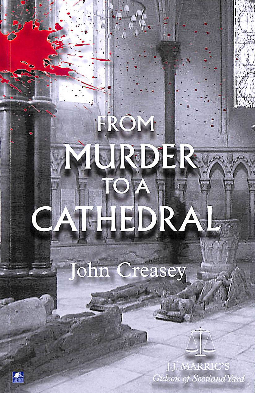 Image for From Murder To A Cathedral: Gideon Of Scotland Yard Series