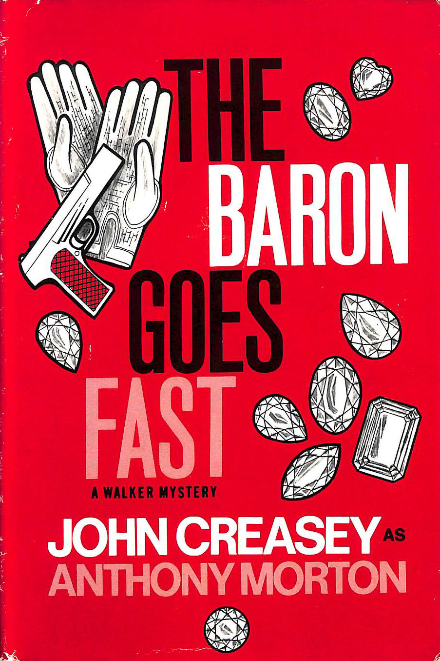 Image for The Baron Goes Fast