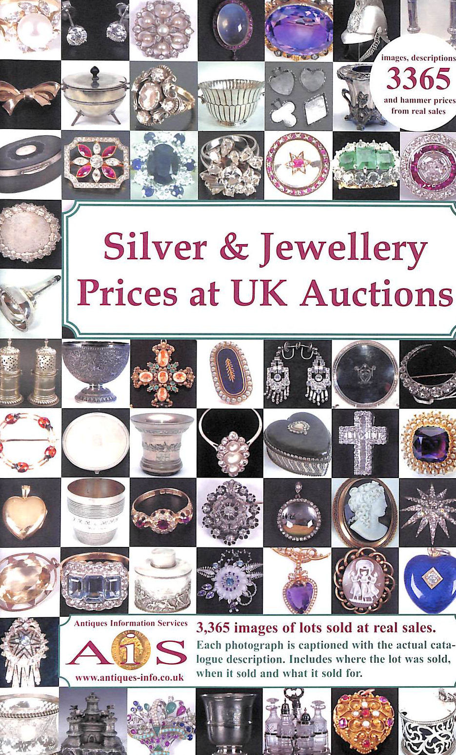 Image for Silver & Jewellery Prices At Uk Auctions