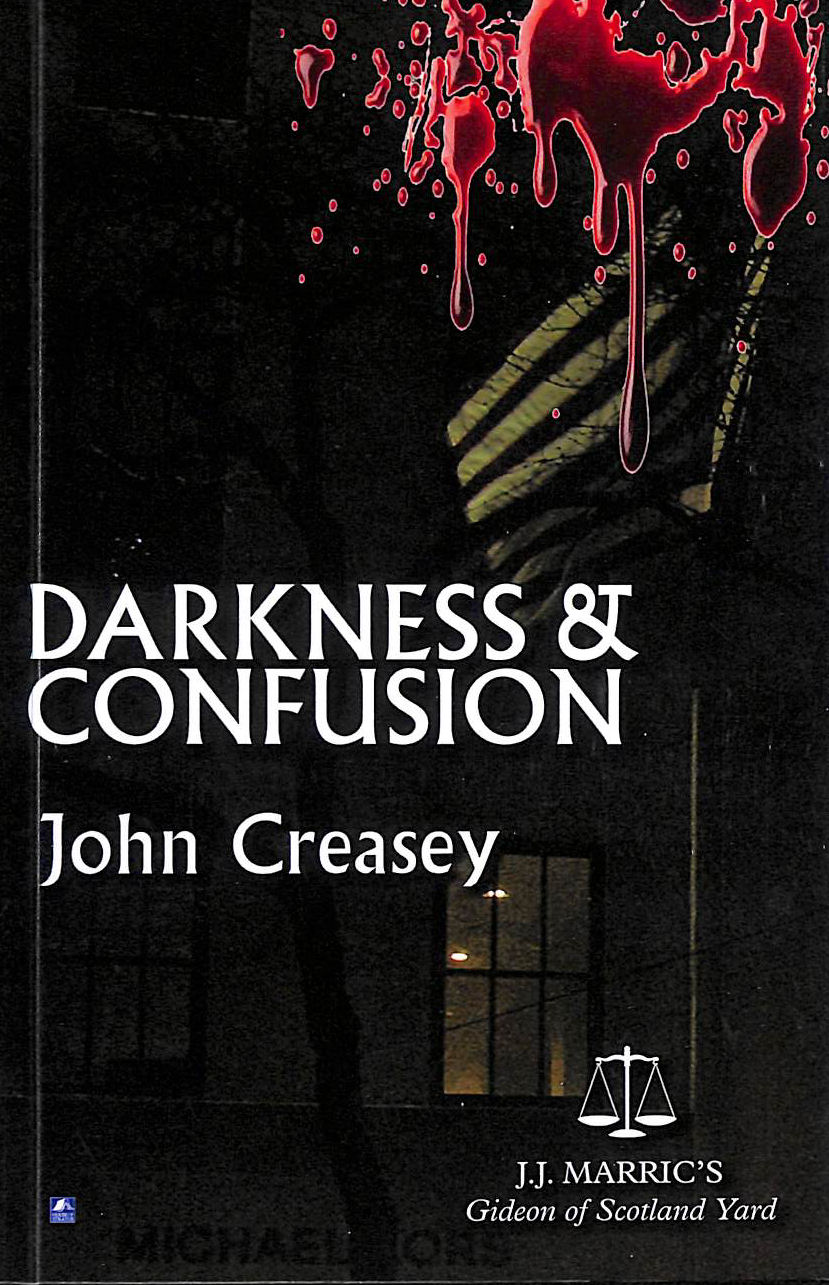Image for Darkness And Confusion: (Writing As Jj Marric) (Gideon Of Scotland Yard)