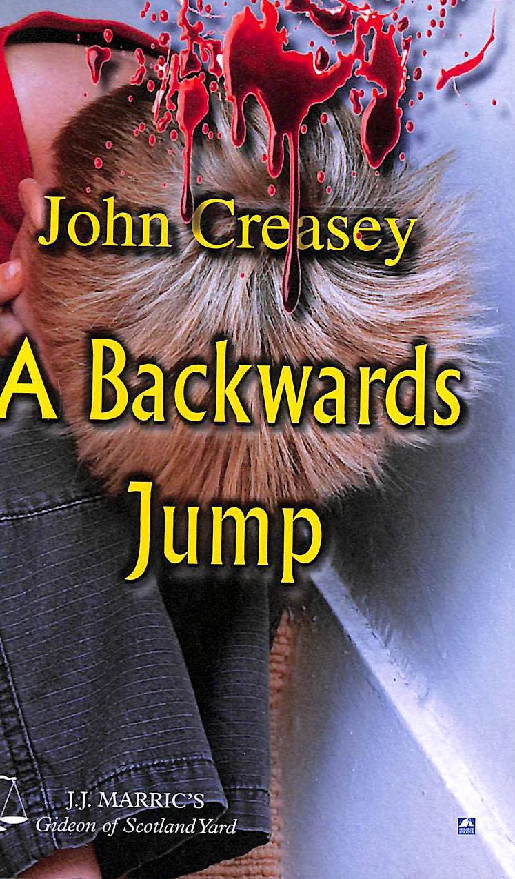 Image for A Backwards Jump: (Writing As Jj Marric) (Gideon Of Scotland Yard)