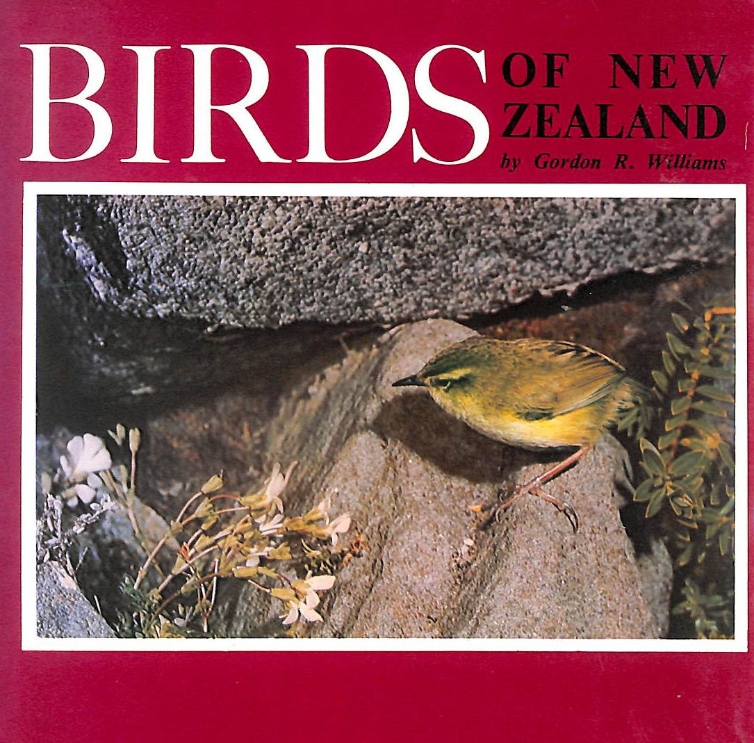 Image for Birds Of New Zealand In Colour