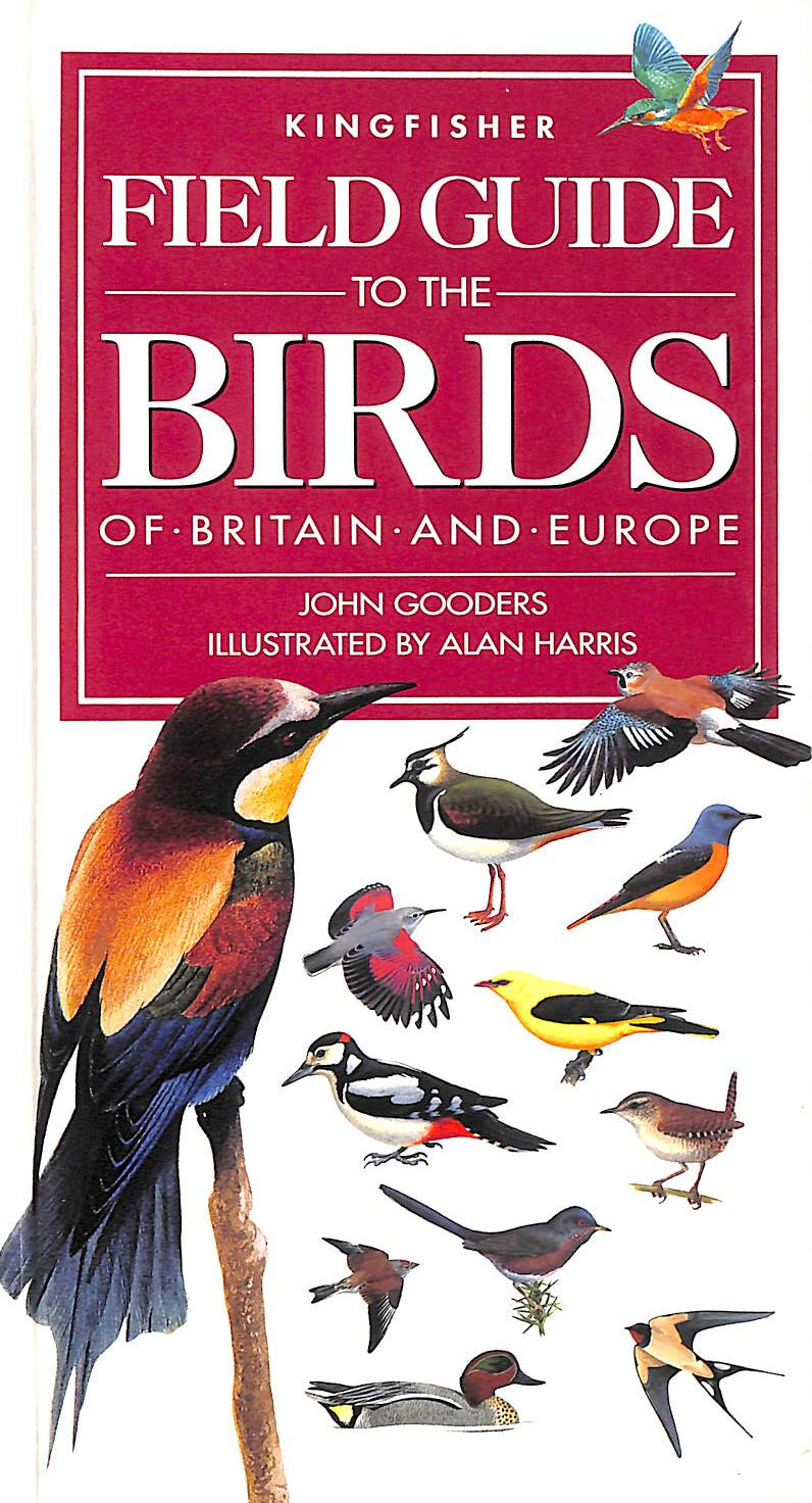 Image for Field Guide To The Birds Of Britain And Europe