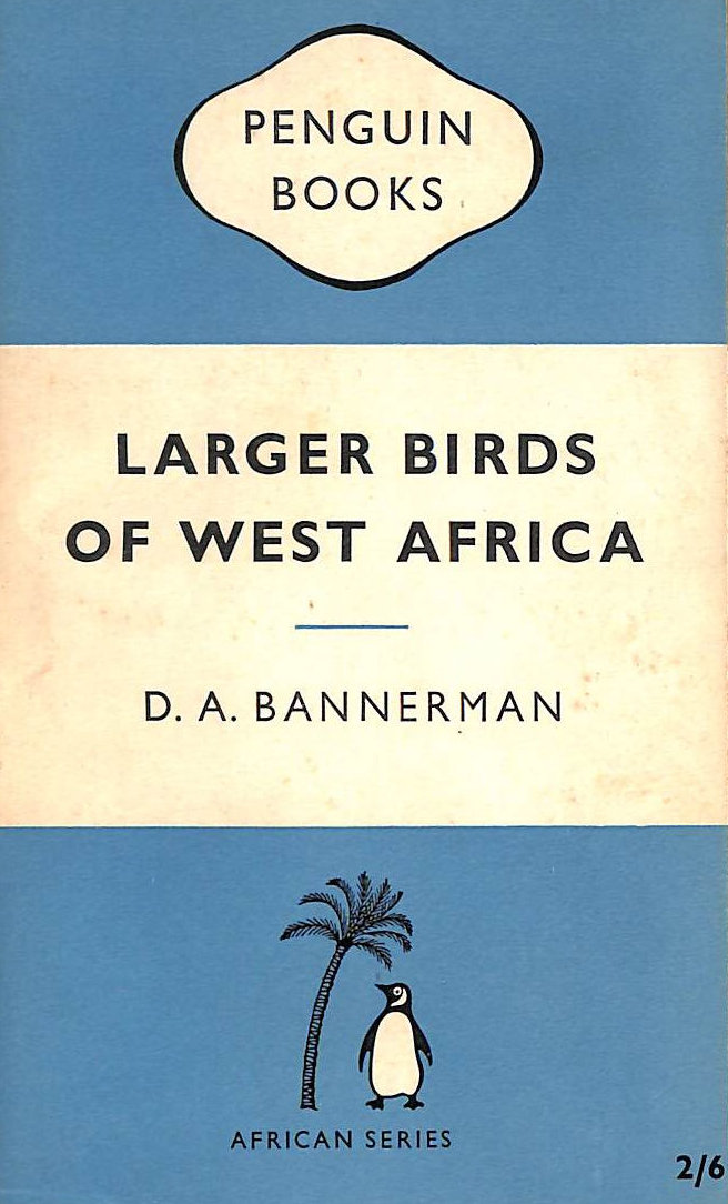 Image for Larger Birds Of West Africa